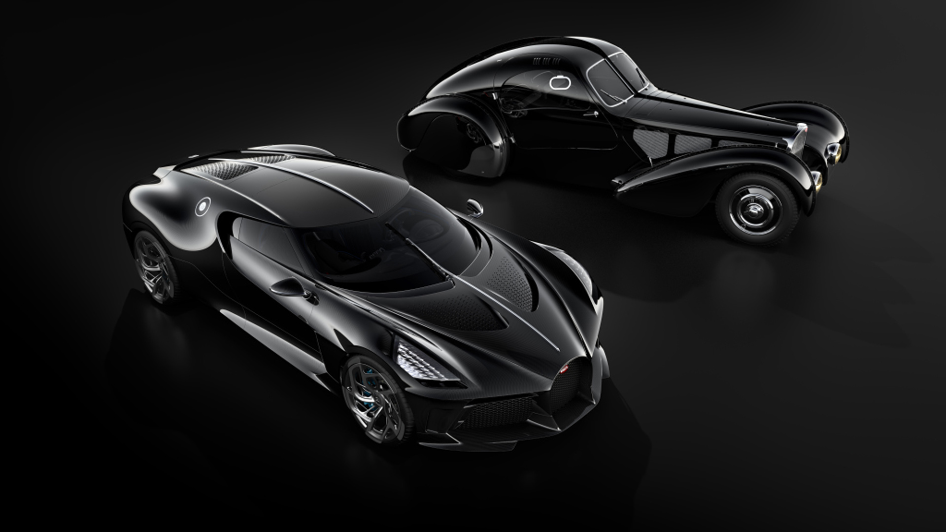El modelo desarrollado por Bugatti toma como base al Chiron