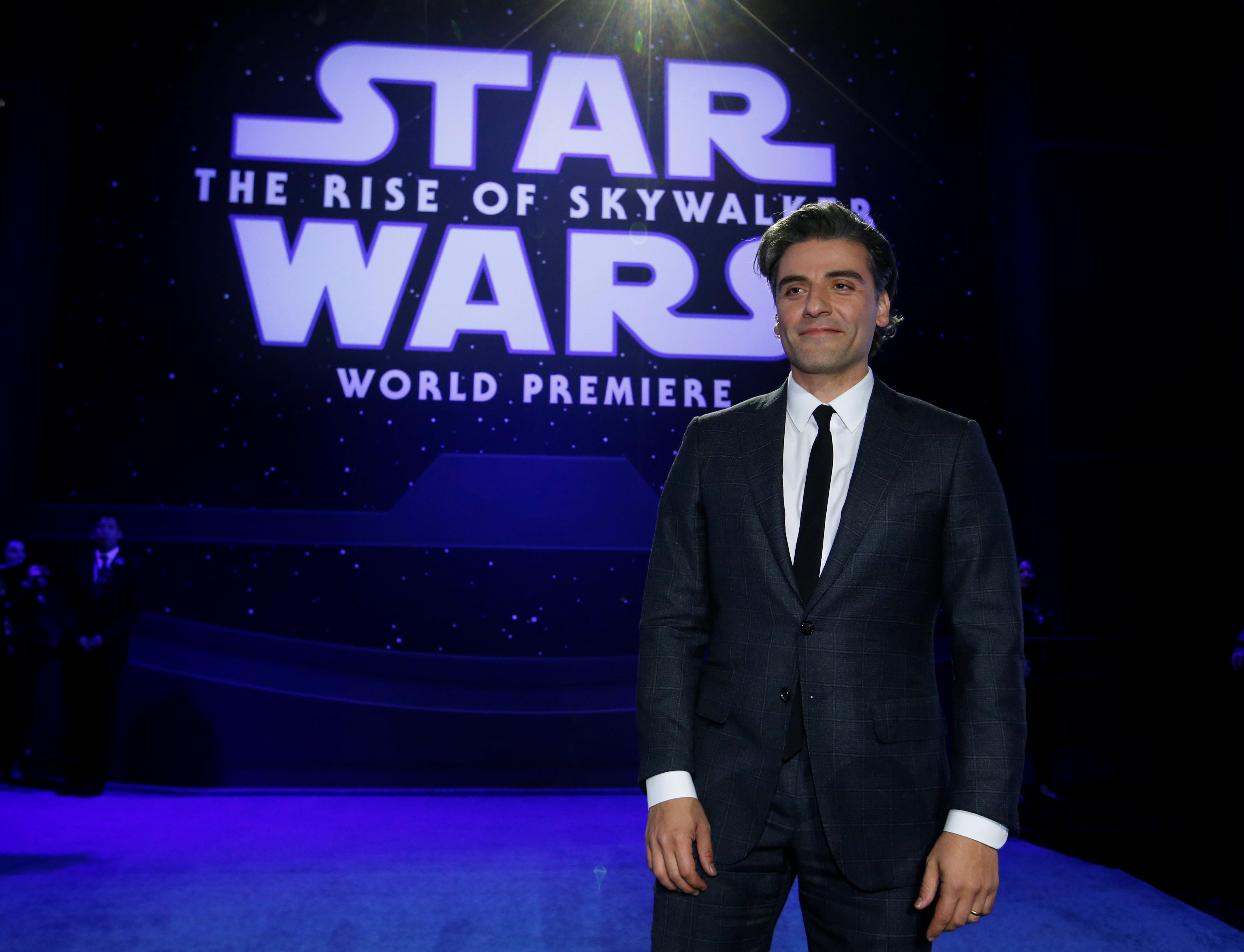 Oscar Isaac (Foto: REUTERS/Mario Anzuoni)