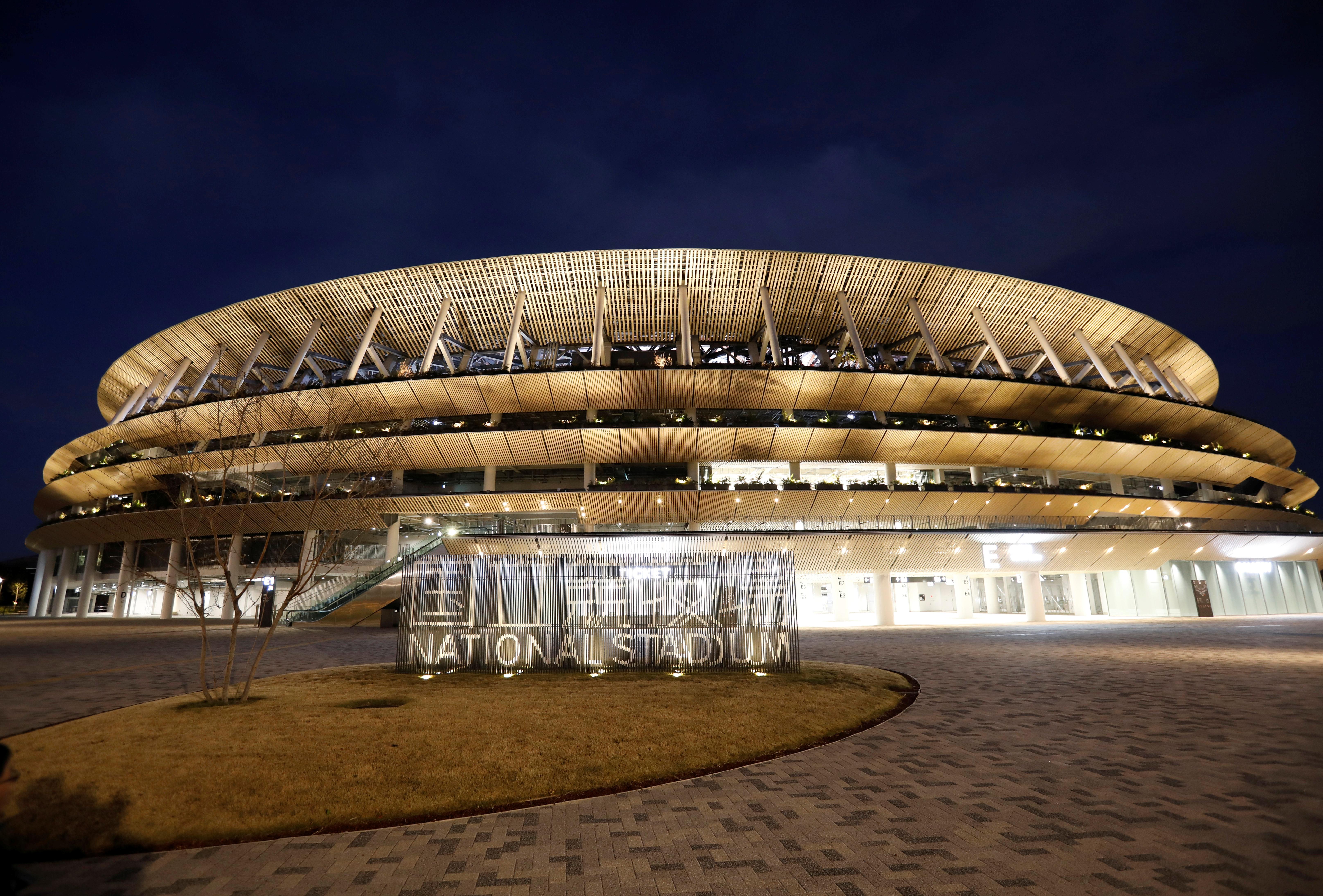 El nuevo estadio reemplazó al que fue construido para los Juegos Olímpicos de 1964