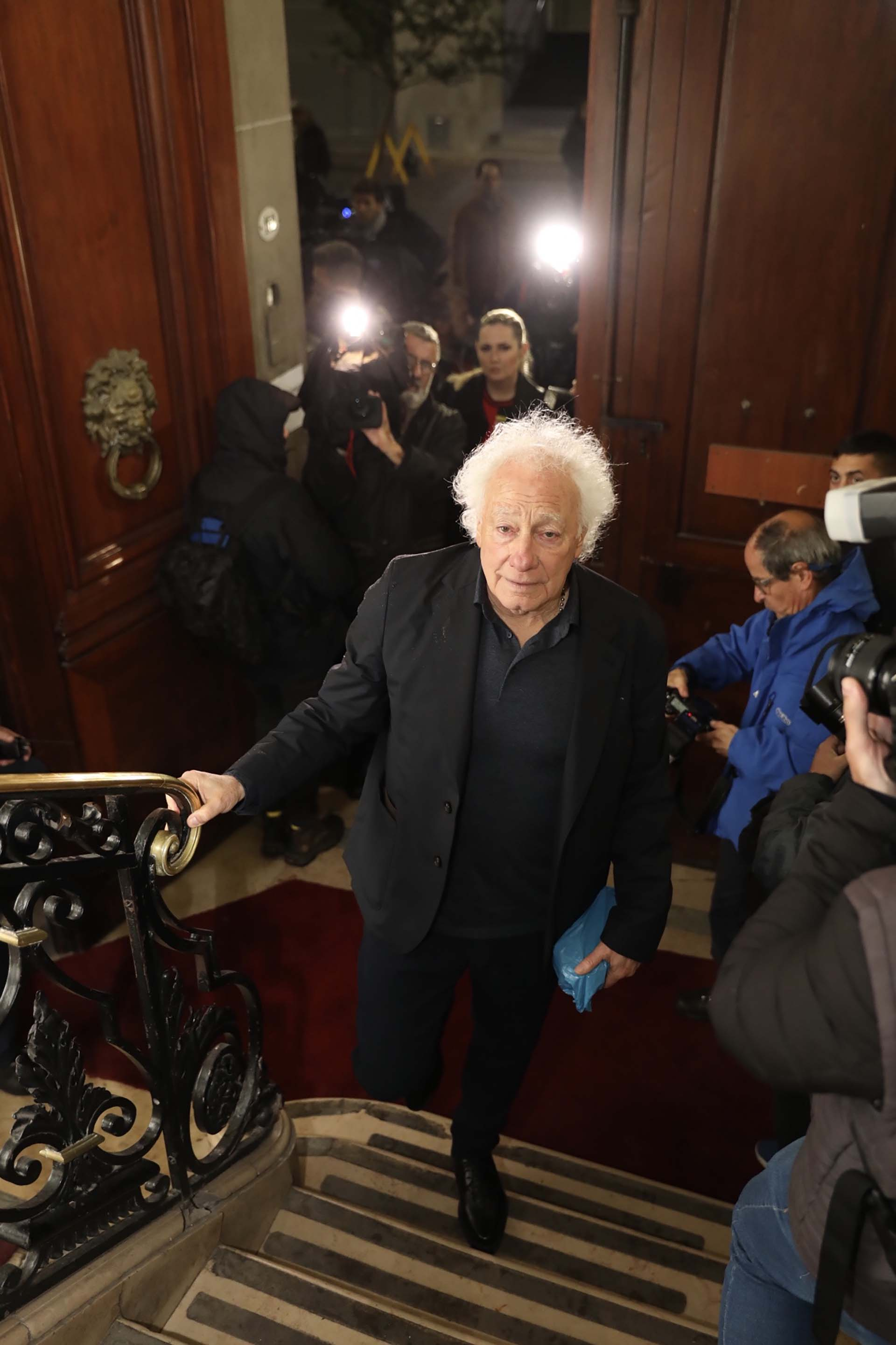 Guillermo Coppola (Foto: Teleshow/Chule Valerga)