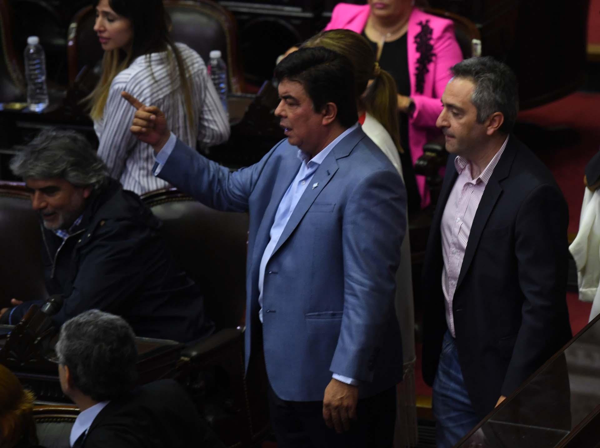 Fernando Espinoza y Andrés