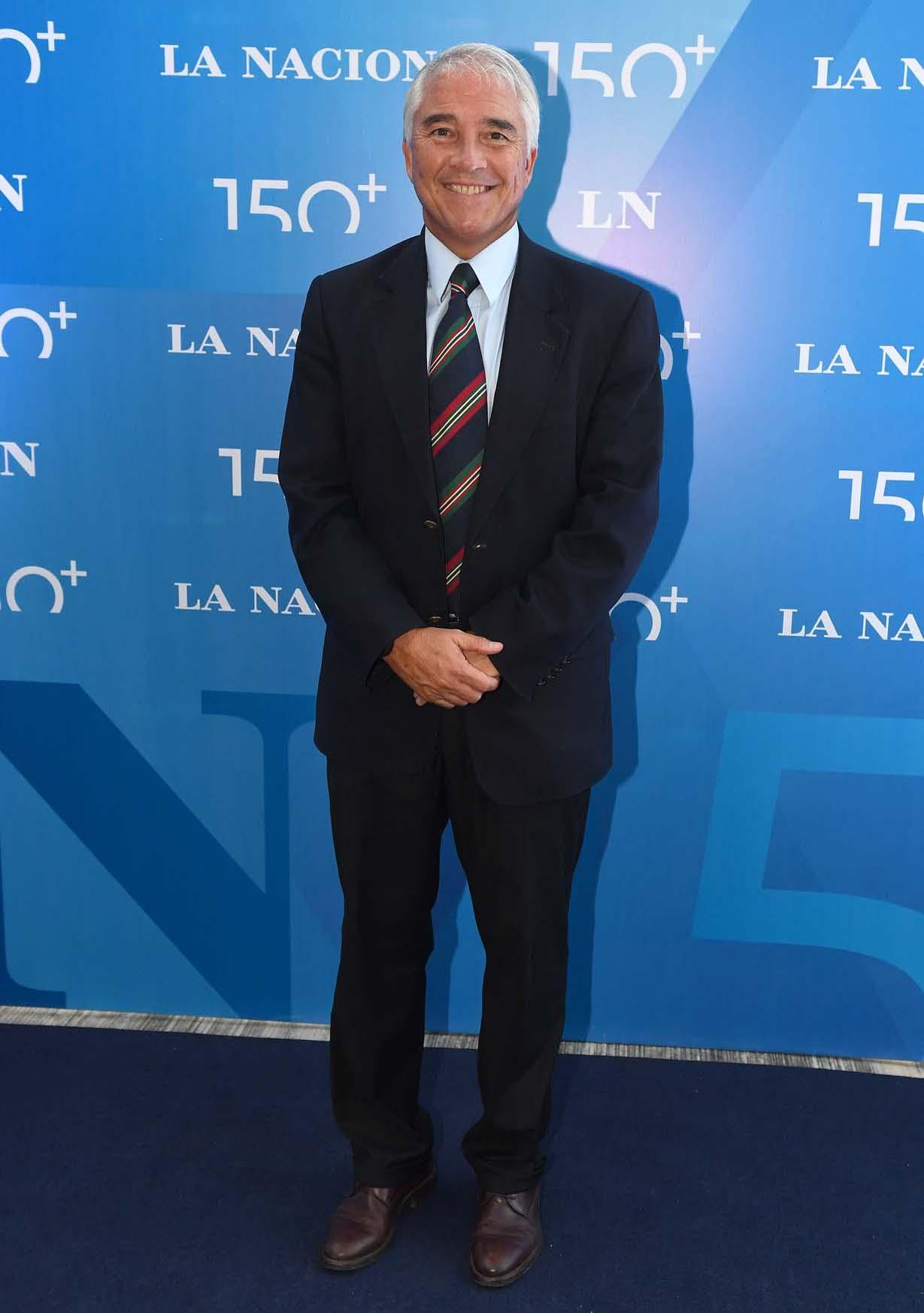 El director de Asuntos Institucionales de Infobae, Pablo Deluca