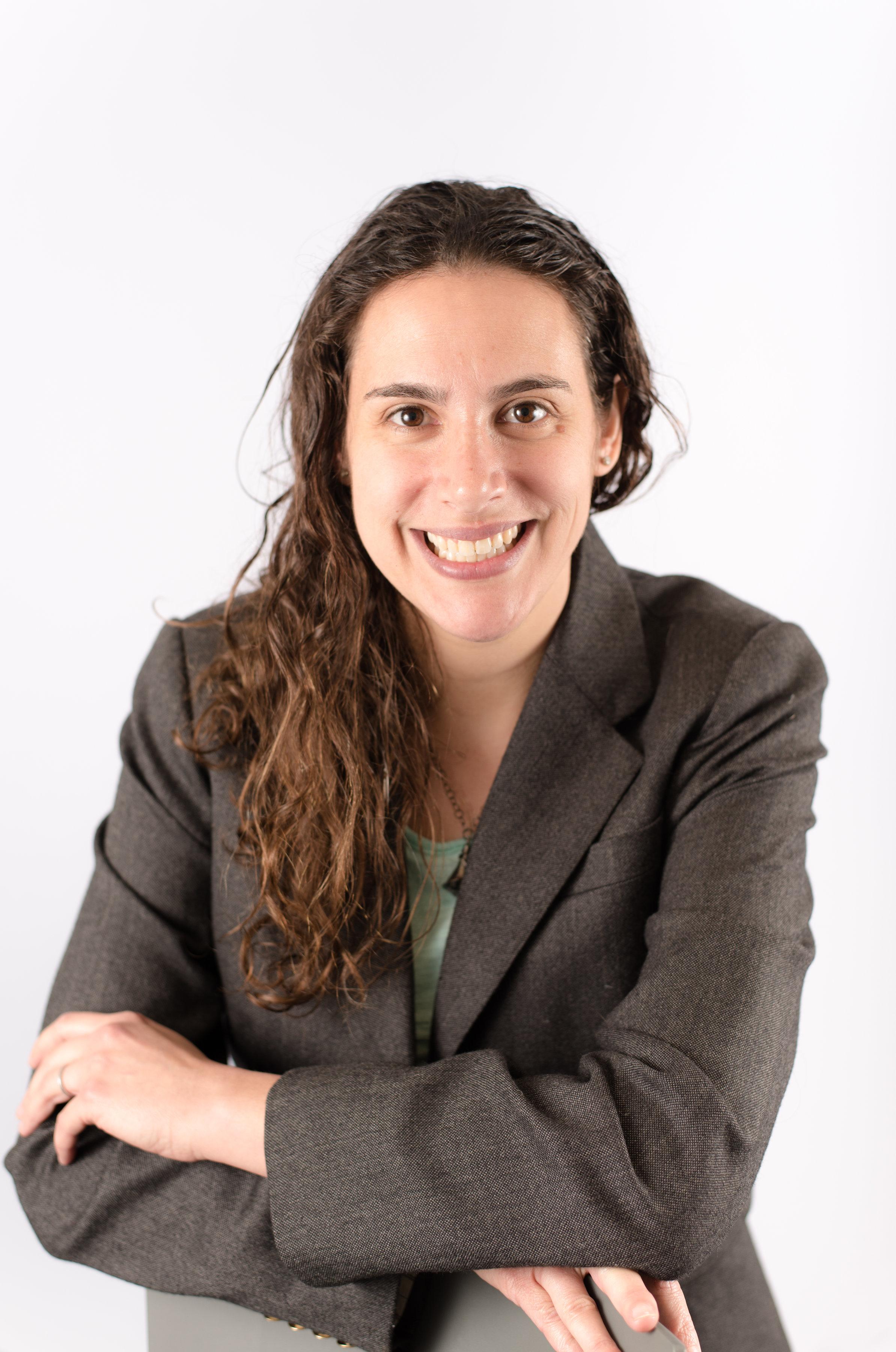 Nikki Usher, profesora de la Universidad de Illinois (Foto: Shala W. Graham, Shala Photography)