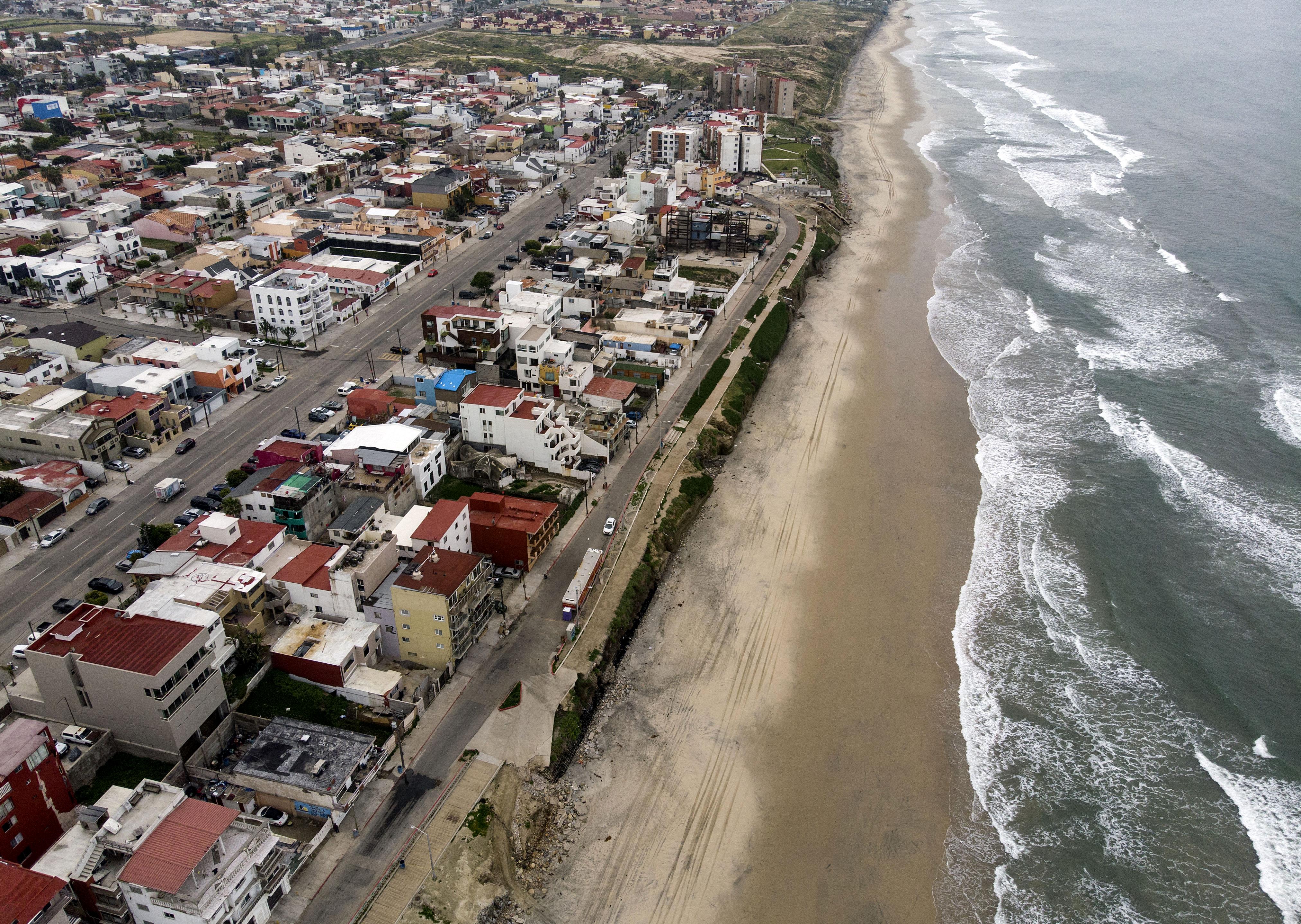 Cierran playas del país para evitar propagación del coronavirus ...