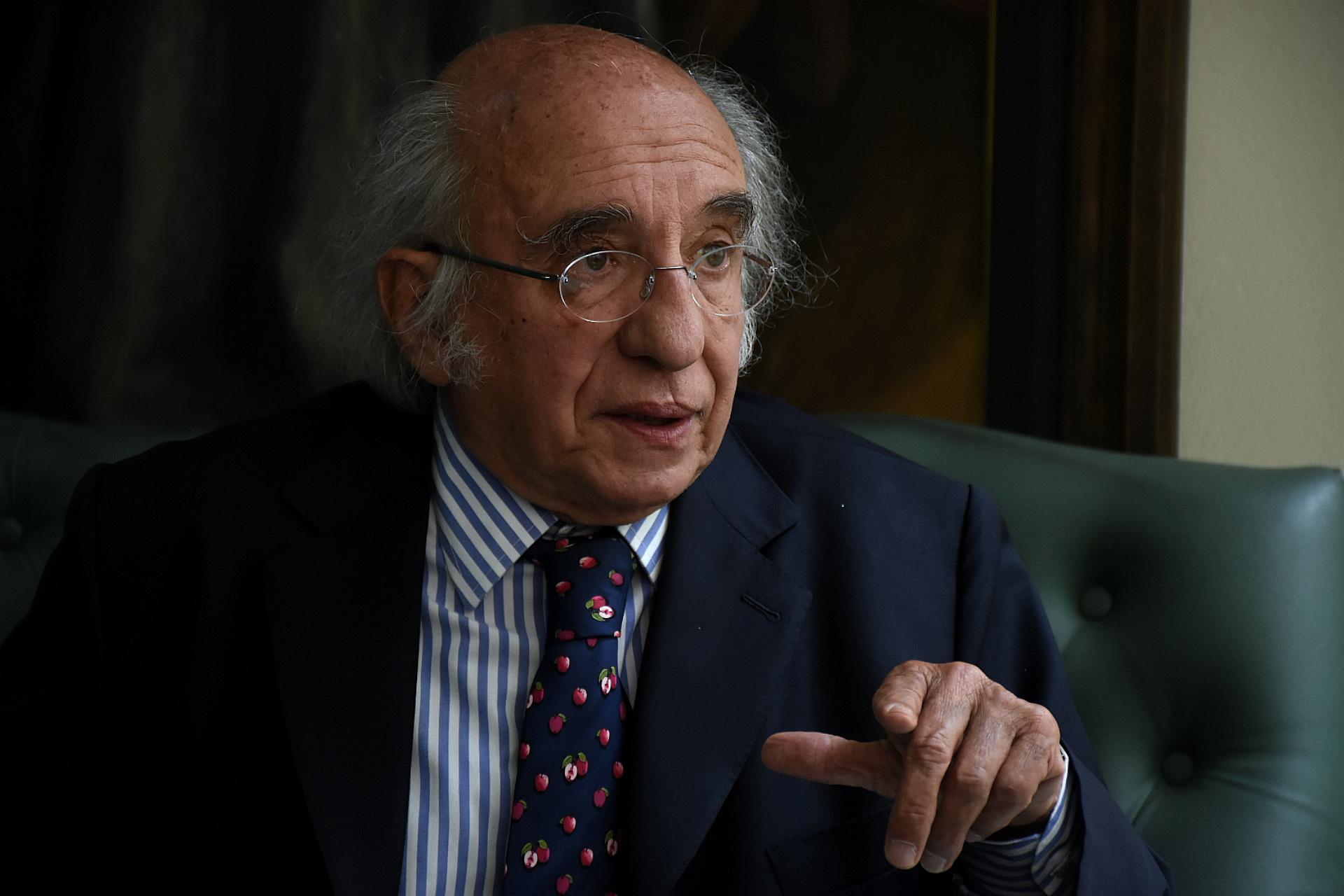 """Carlos Leyba: """"El Pacto Social de 1974 fue un pacto de amistad ..."""