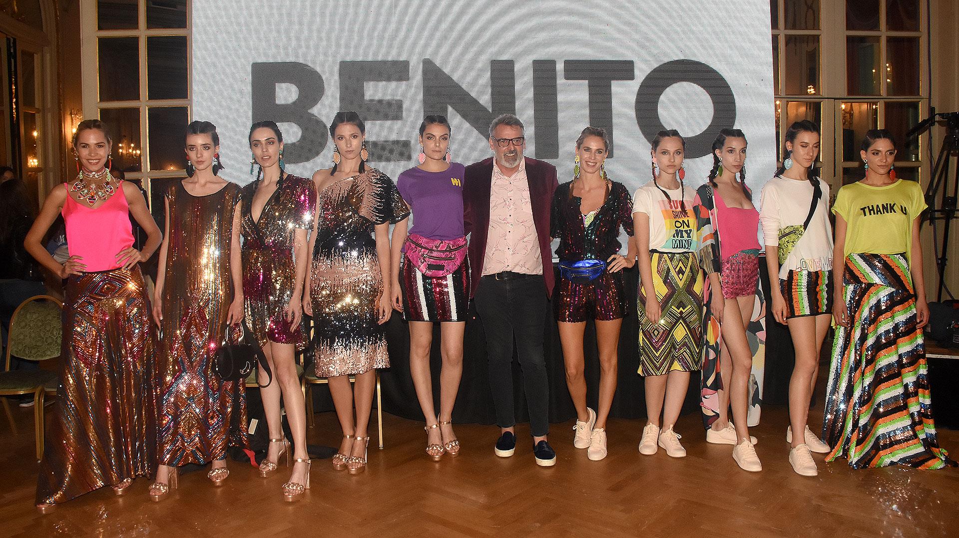 La colección de Benito Fernández