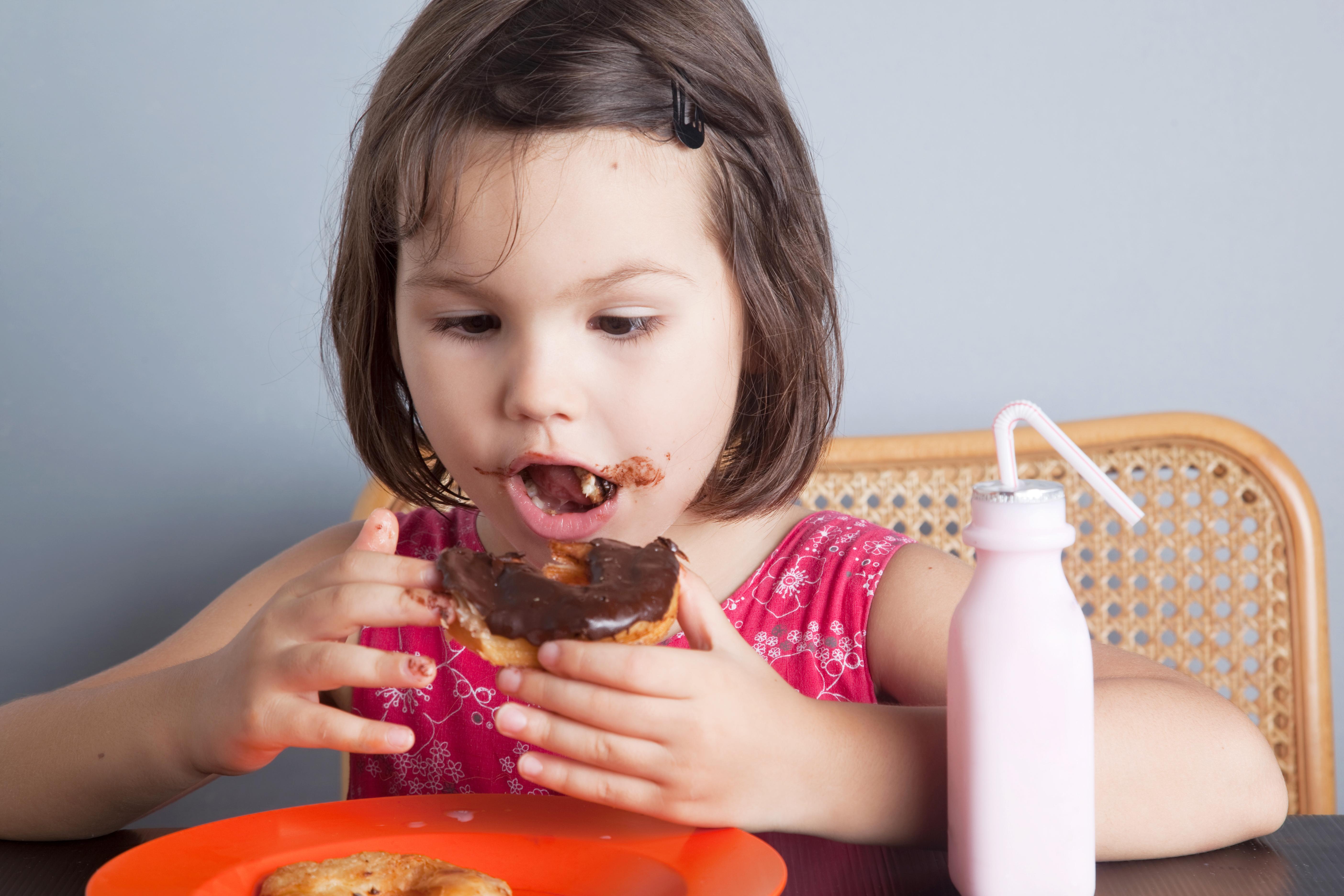 encuesta sobre el sobrepeso infantil