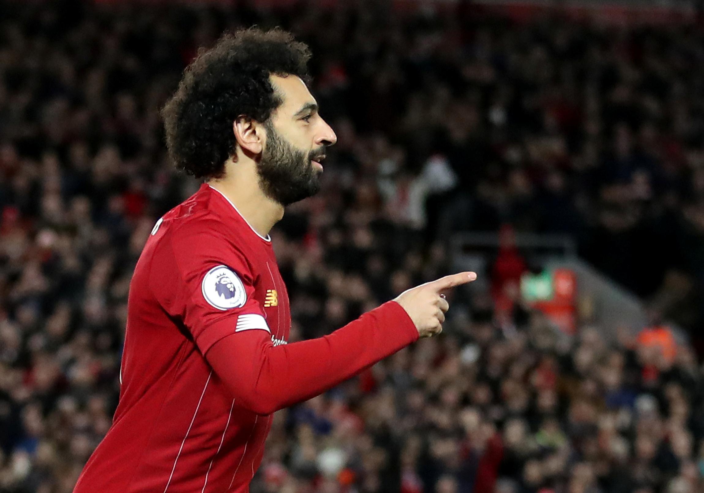 Mohamed Salah, egipcio de 27 años, Liverpool- USD 195,2