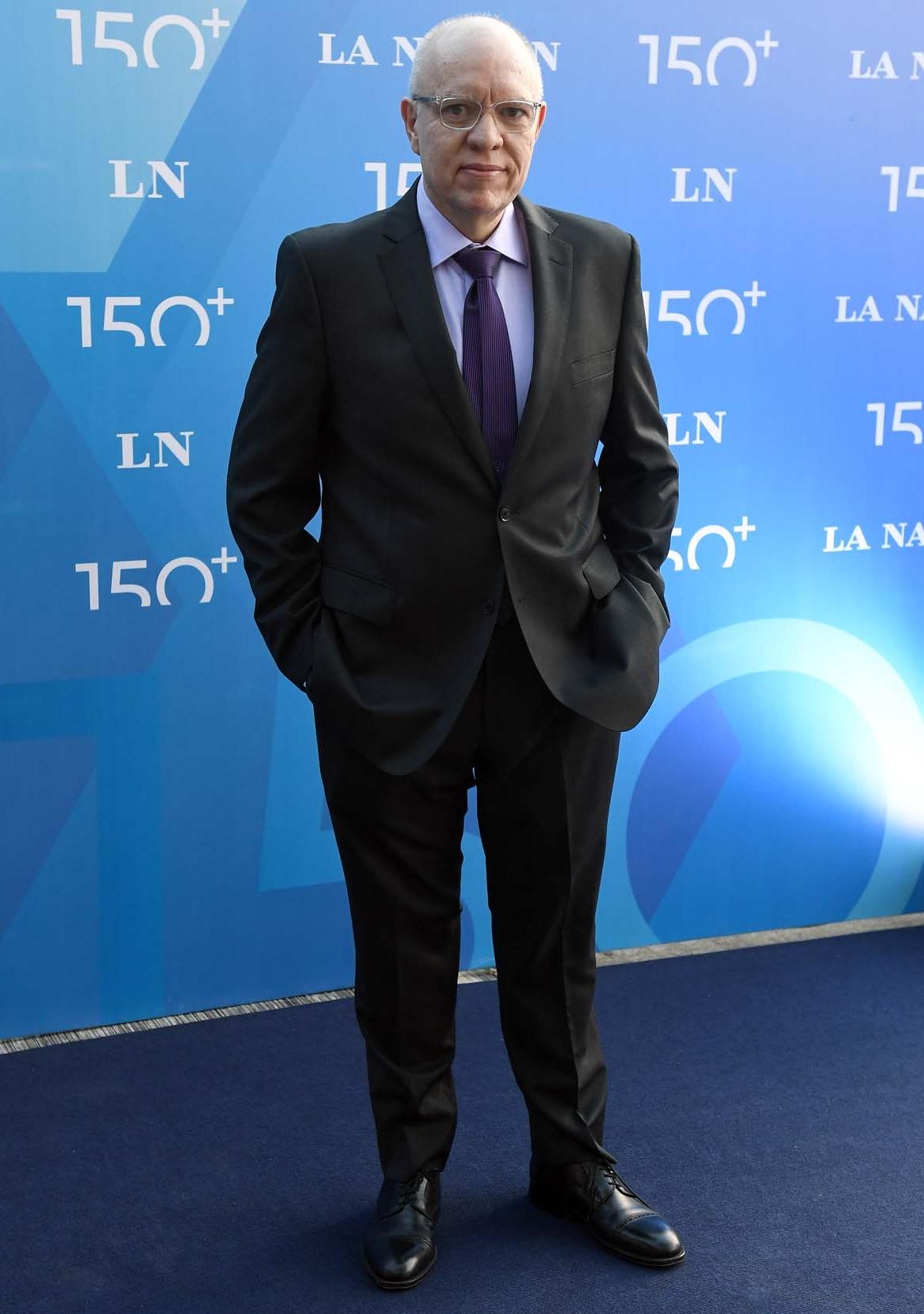 El periodista Jorge Fernández Díaz