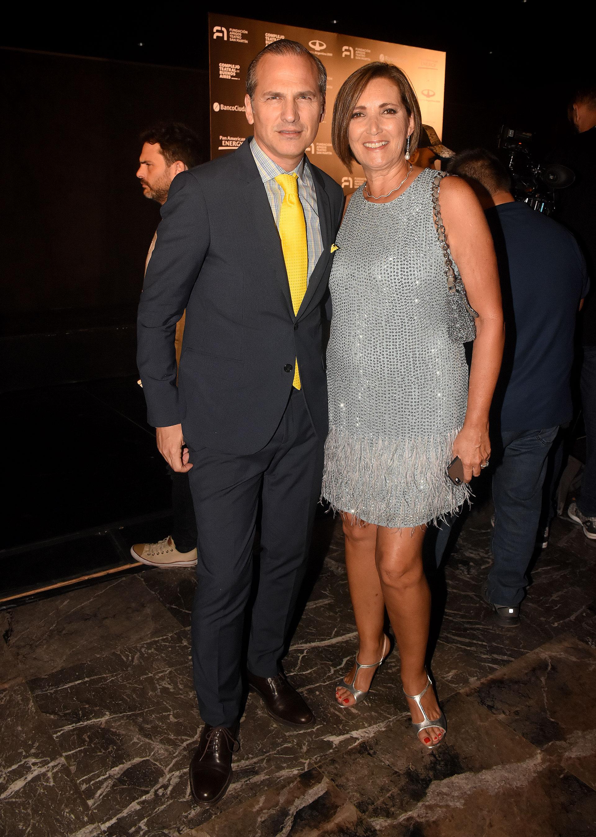 Javier Iturrioz y Dora Sánchez