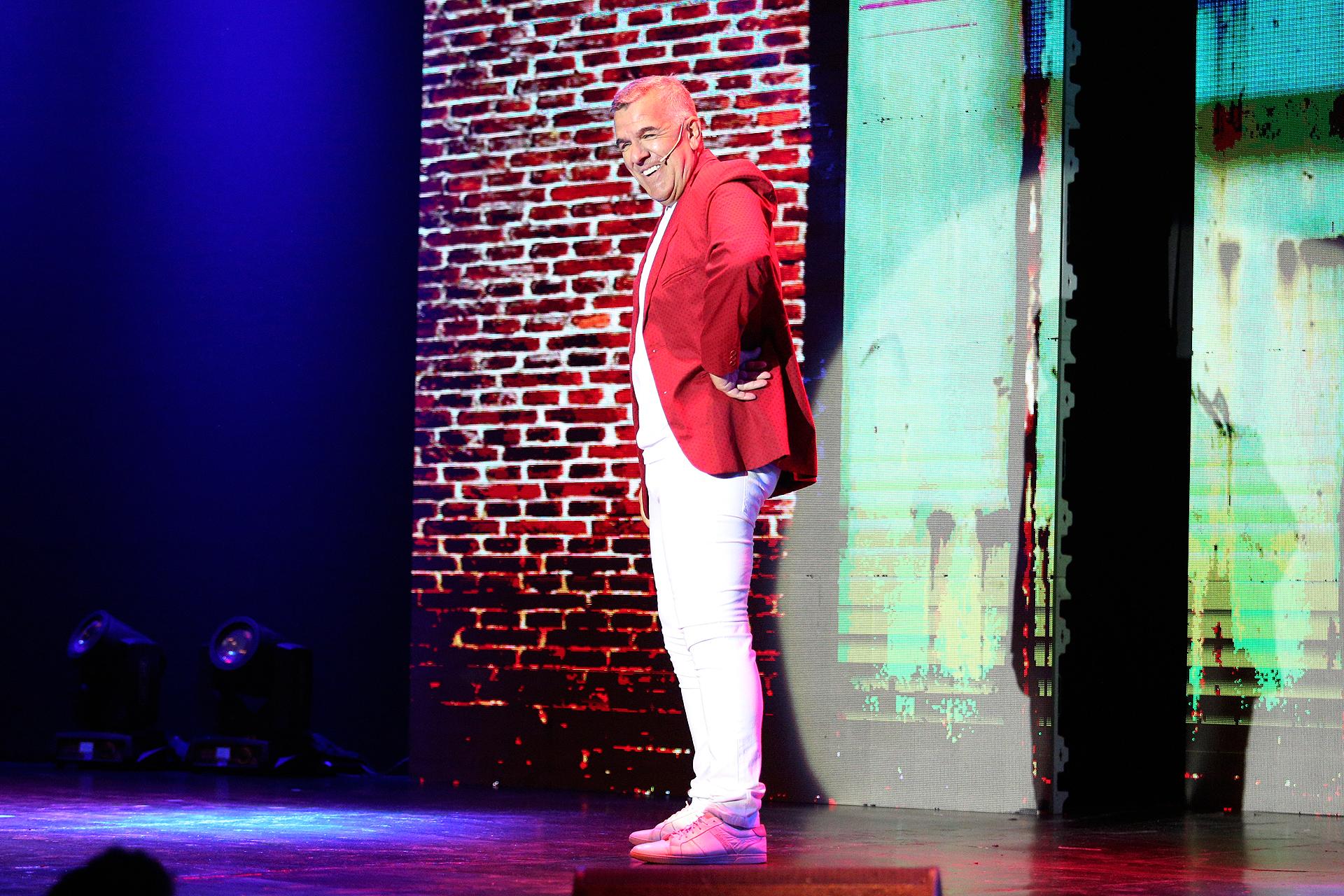Midachi se presenta en el teatro Holiday de la ciudad cordobesa