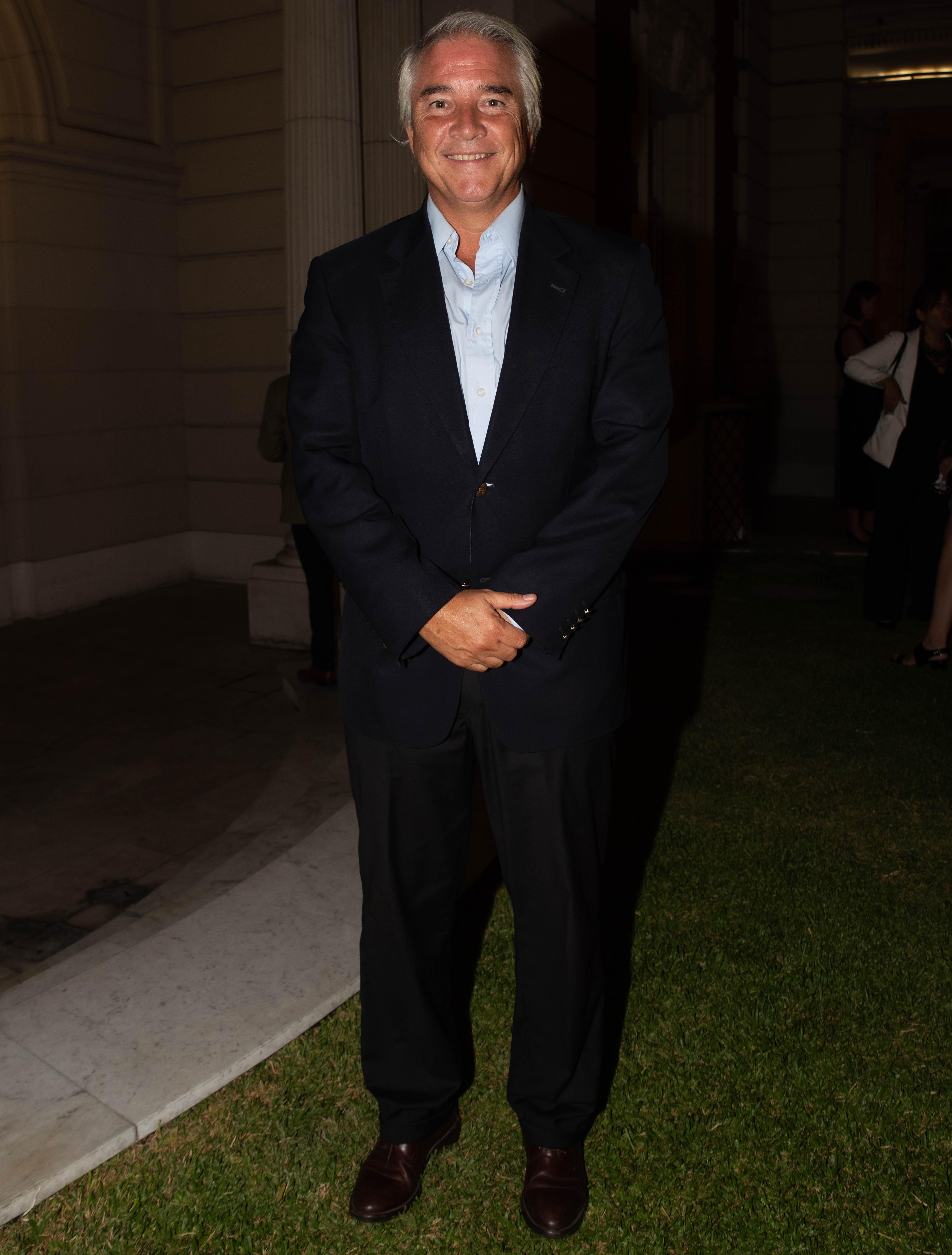 El director de Relaciones Institucionales de Infobae, Pablo Deluca