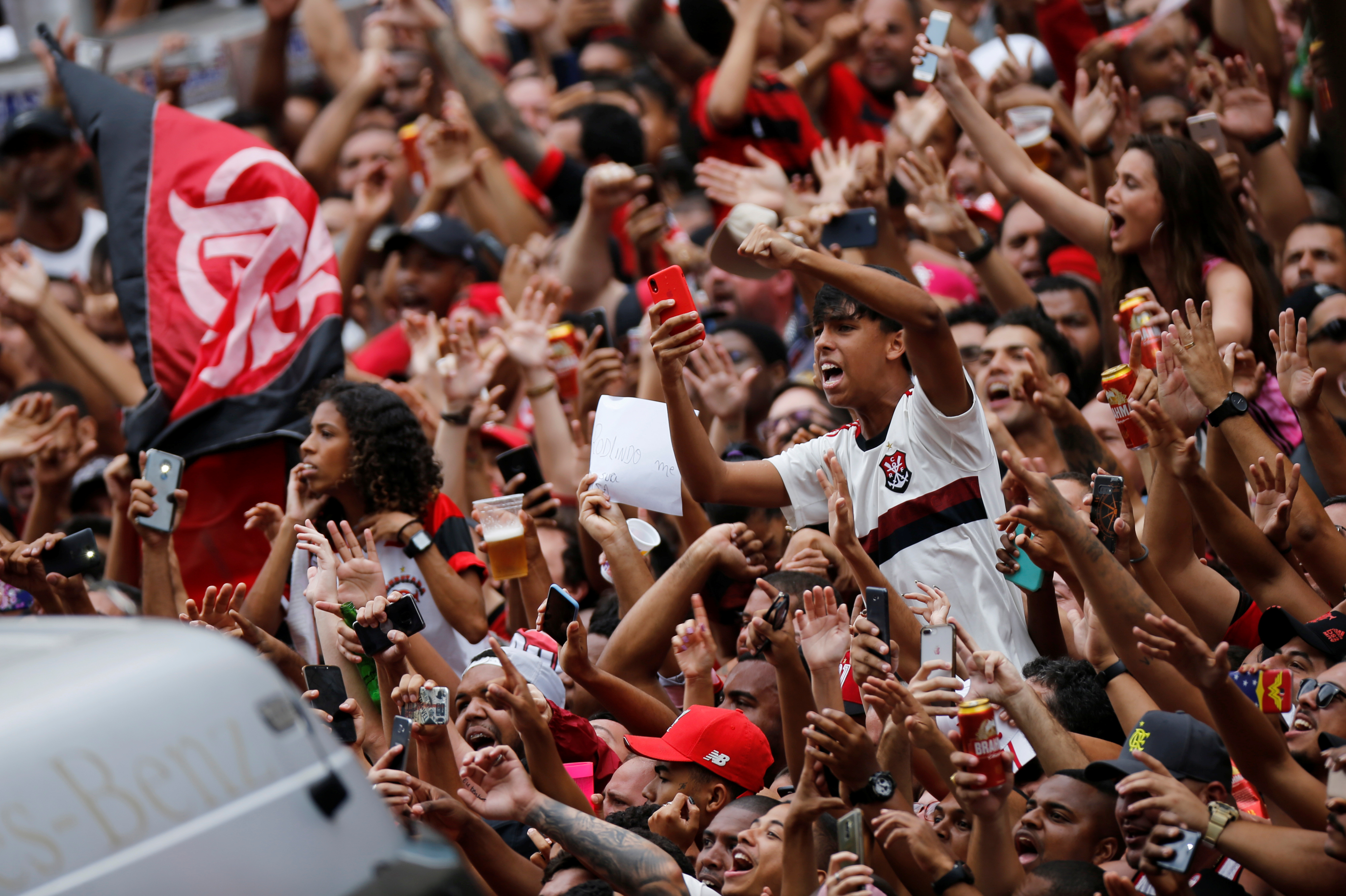 Flamengo conquistó la Copa Libertadores 38 años después de su primer y único título. Durante ese tiempo, sus rivales brasileños habían ganado cinco de las últimas 10 ediciones del torneo sudamericano.