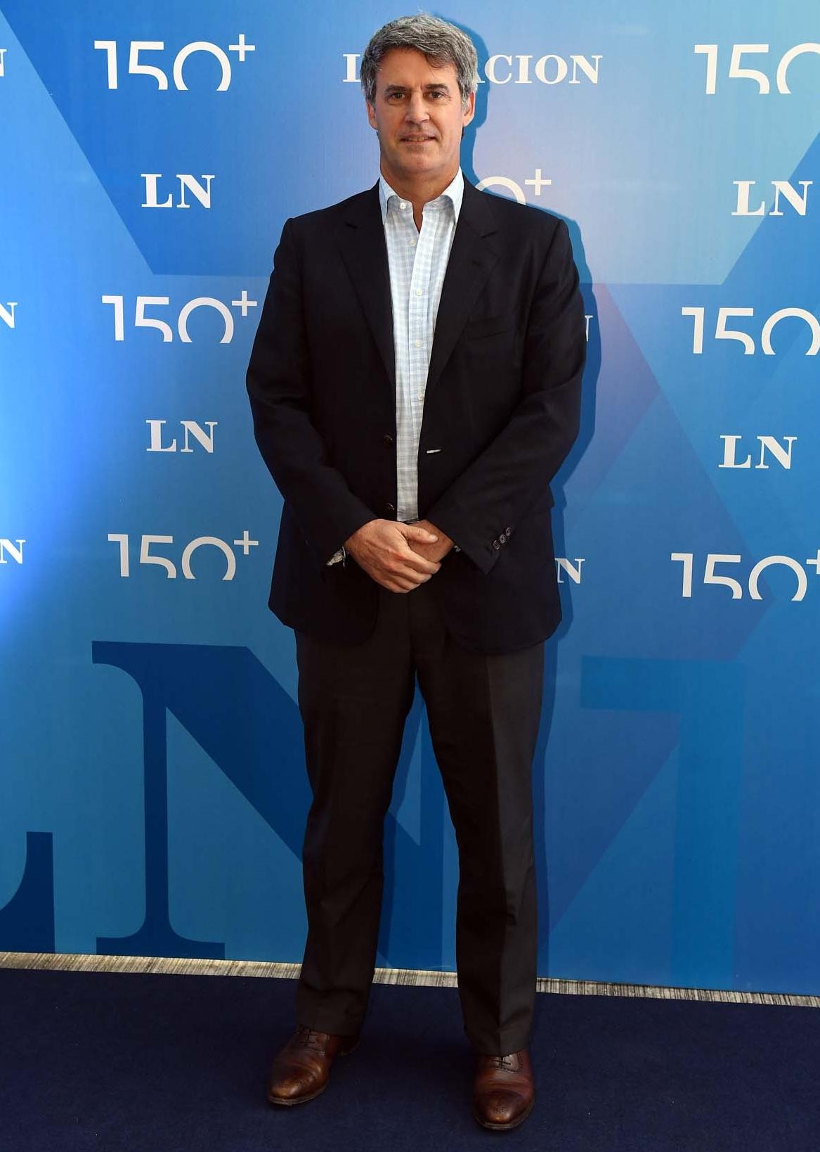 El ex ministro de Hacienda, Alfonso Prat-Gay