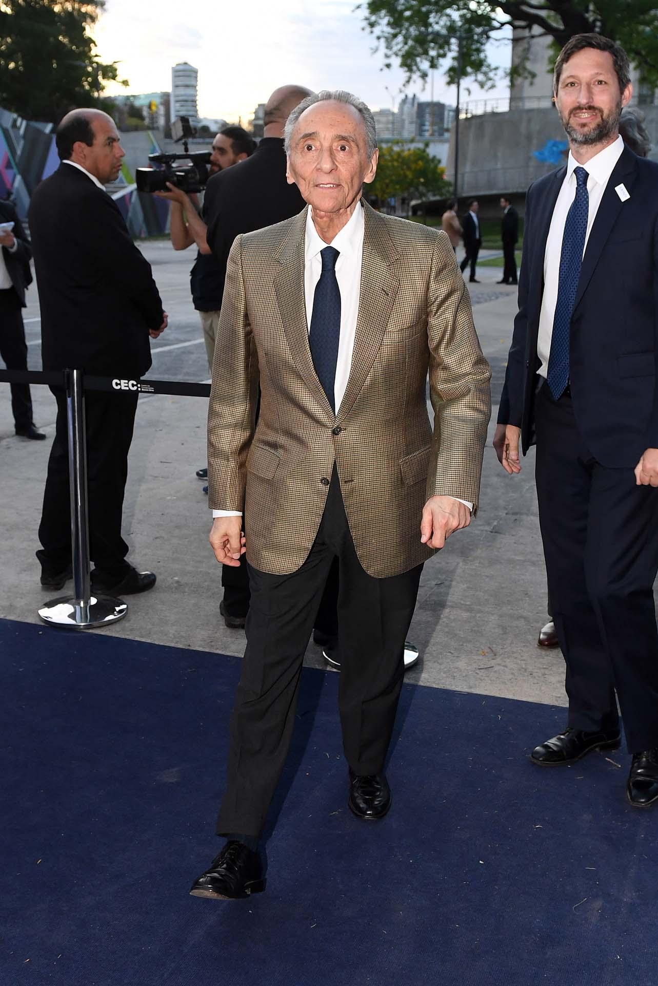 Héctor Magnetto, CEO del Grupo Clarín