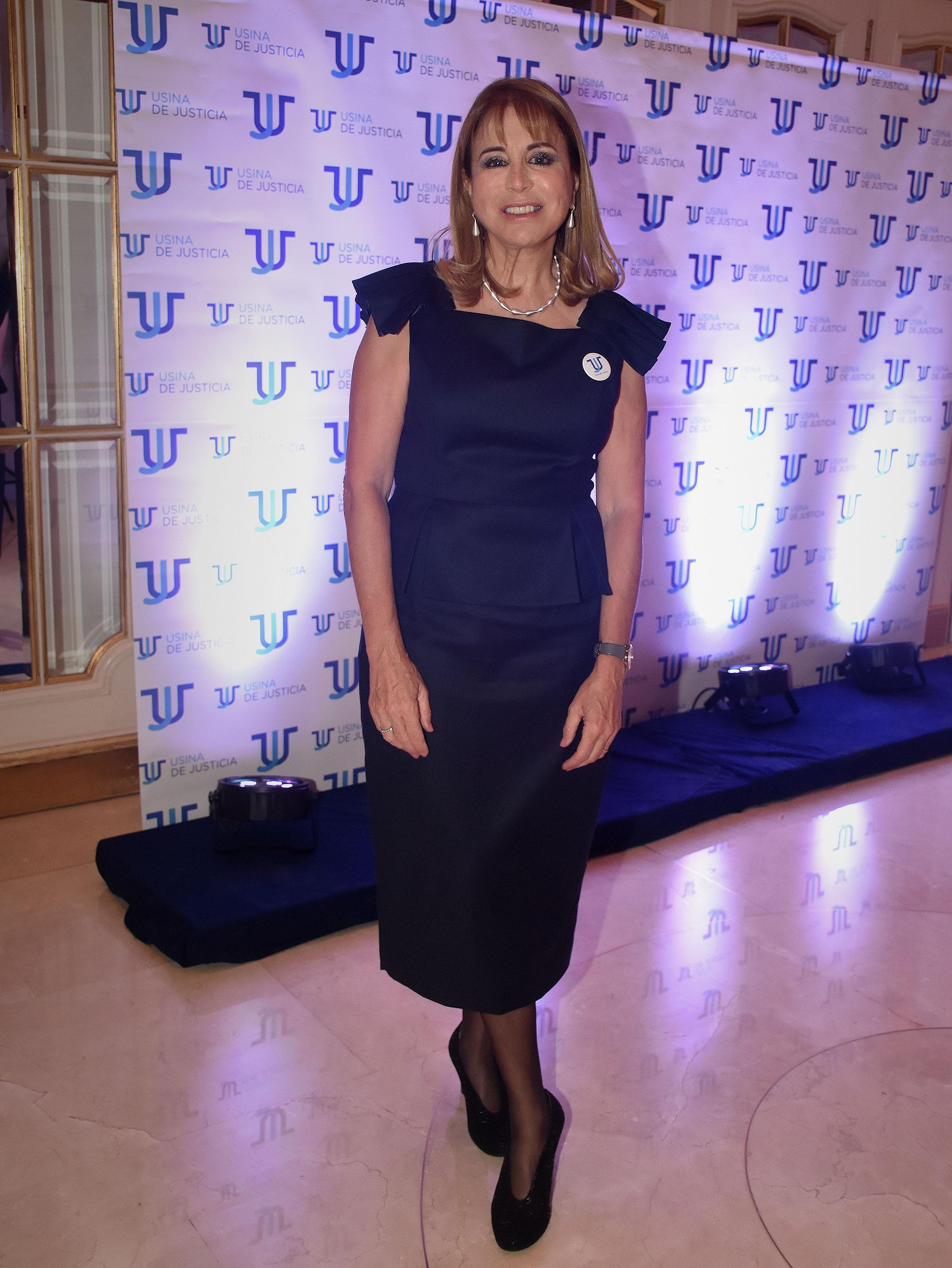 Diana Cohen Agrest, presidente y fundadora de Usina de Justicia