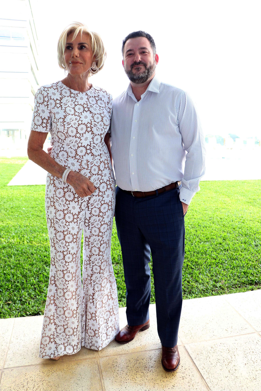 Ada de Maurier y Martín Litwak