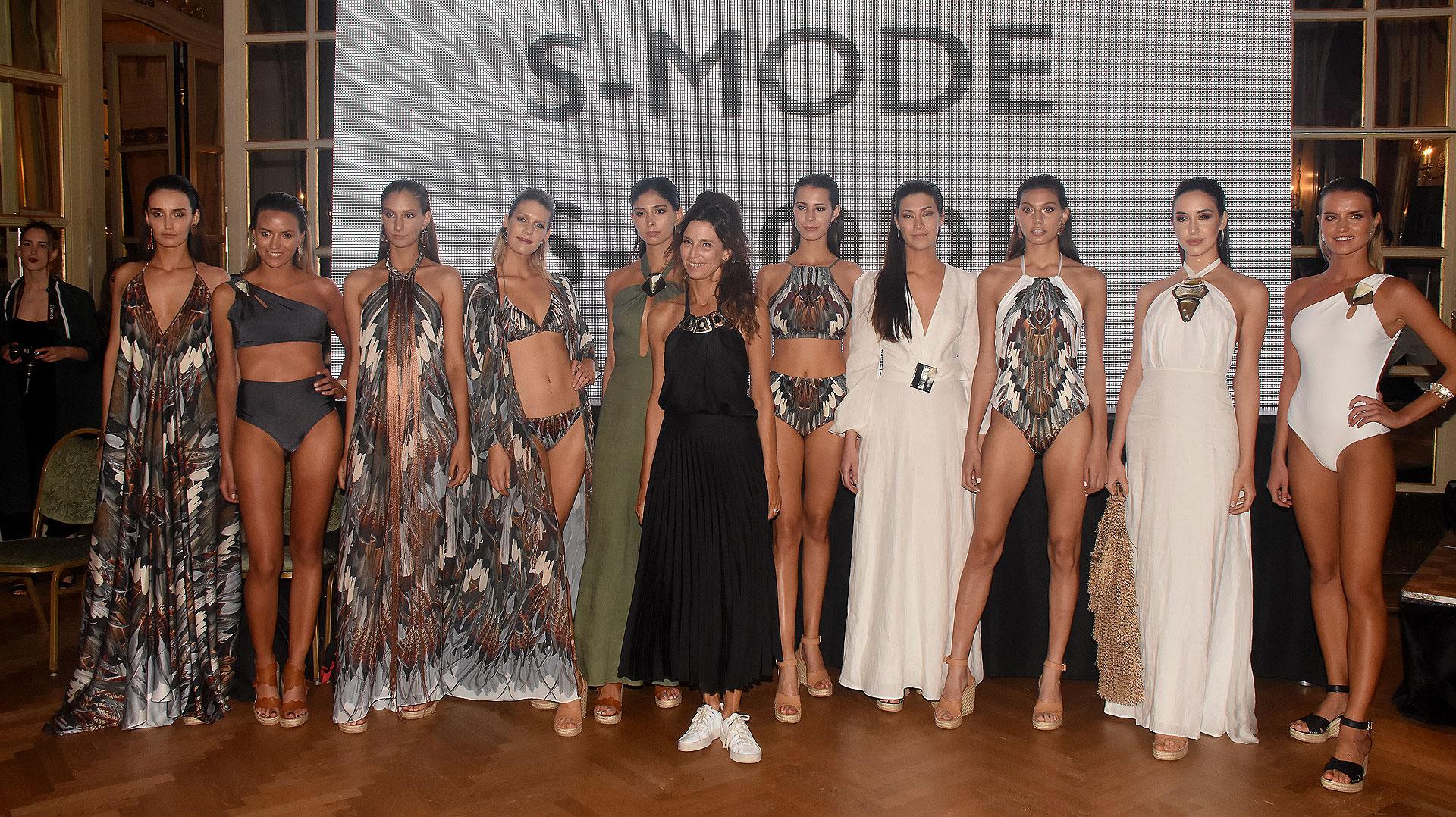 La colección de S-Mode