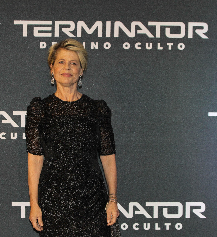 Linda Hamilton (Foto: EFE/ Mario Guzmán)
