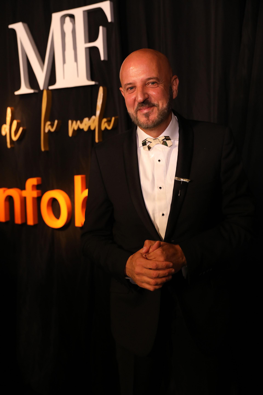 El diseñador de moda Fabian Zitta ganó por ser miembro del programa