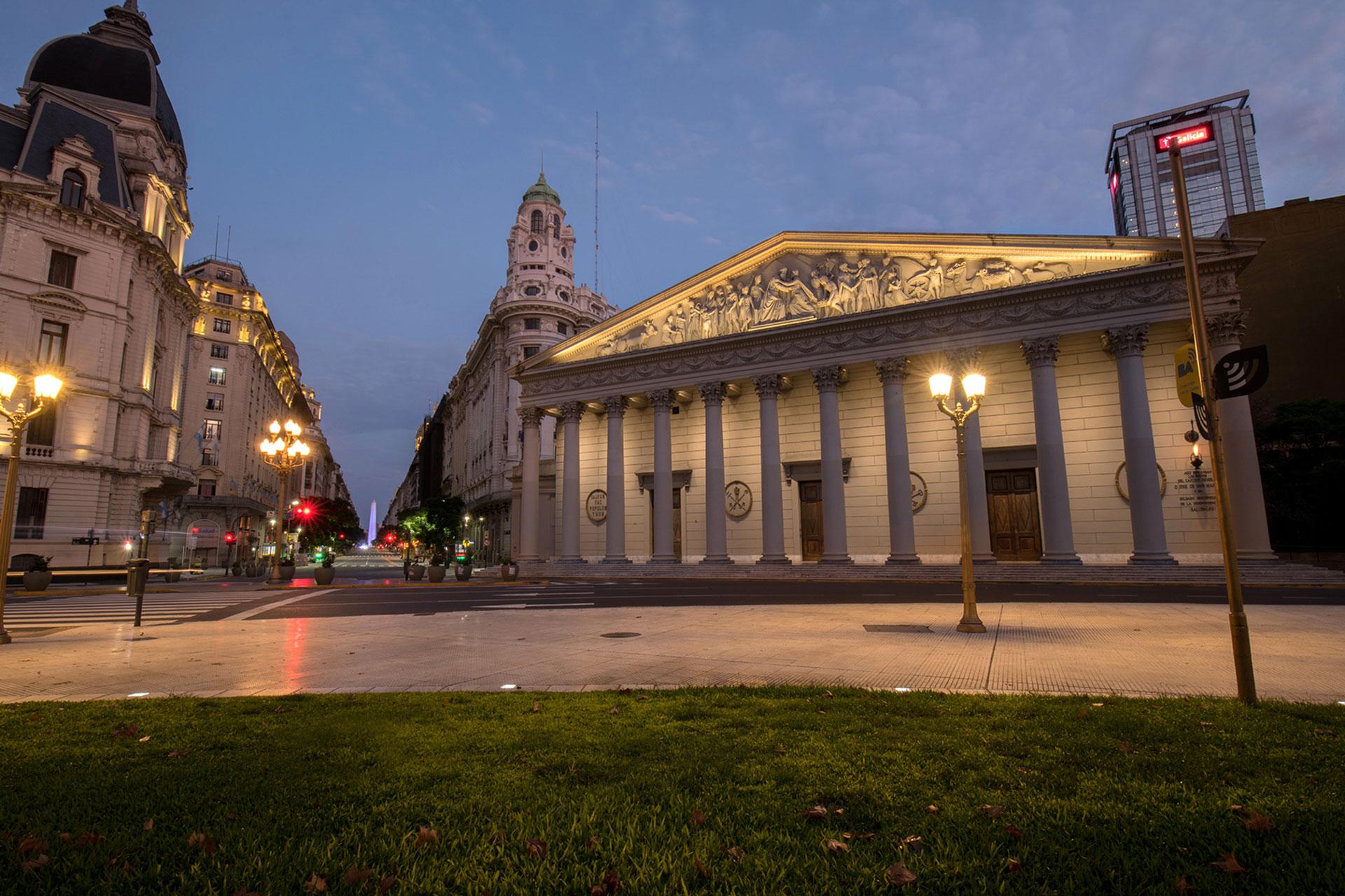 La Catedral Metropolitana de Buenos Aires