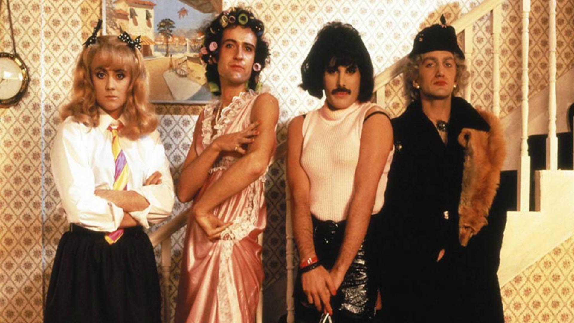"I want to break free"", a 36 años del video más polémico de Queen ..."
