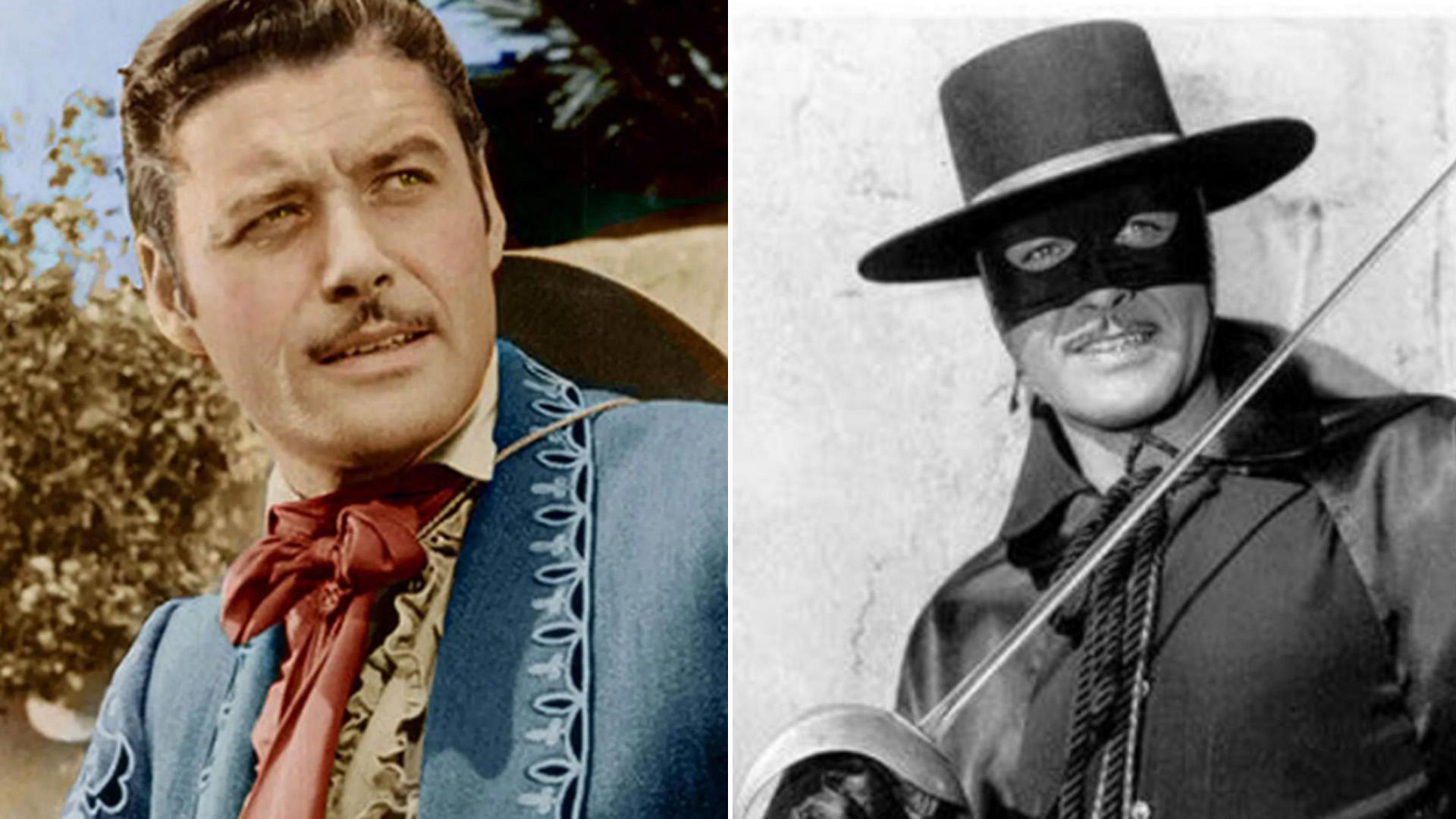 """El último capítulo de """"El Zorro"""" nunca se vio en la Argentina ..."""
