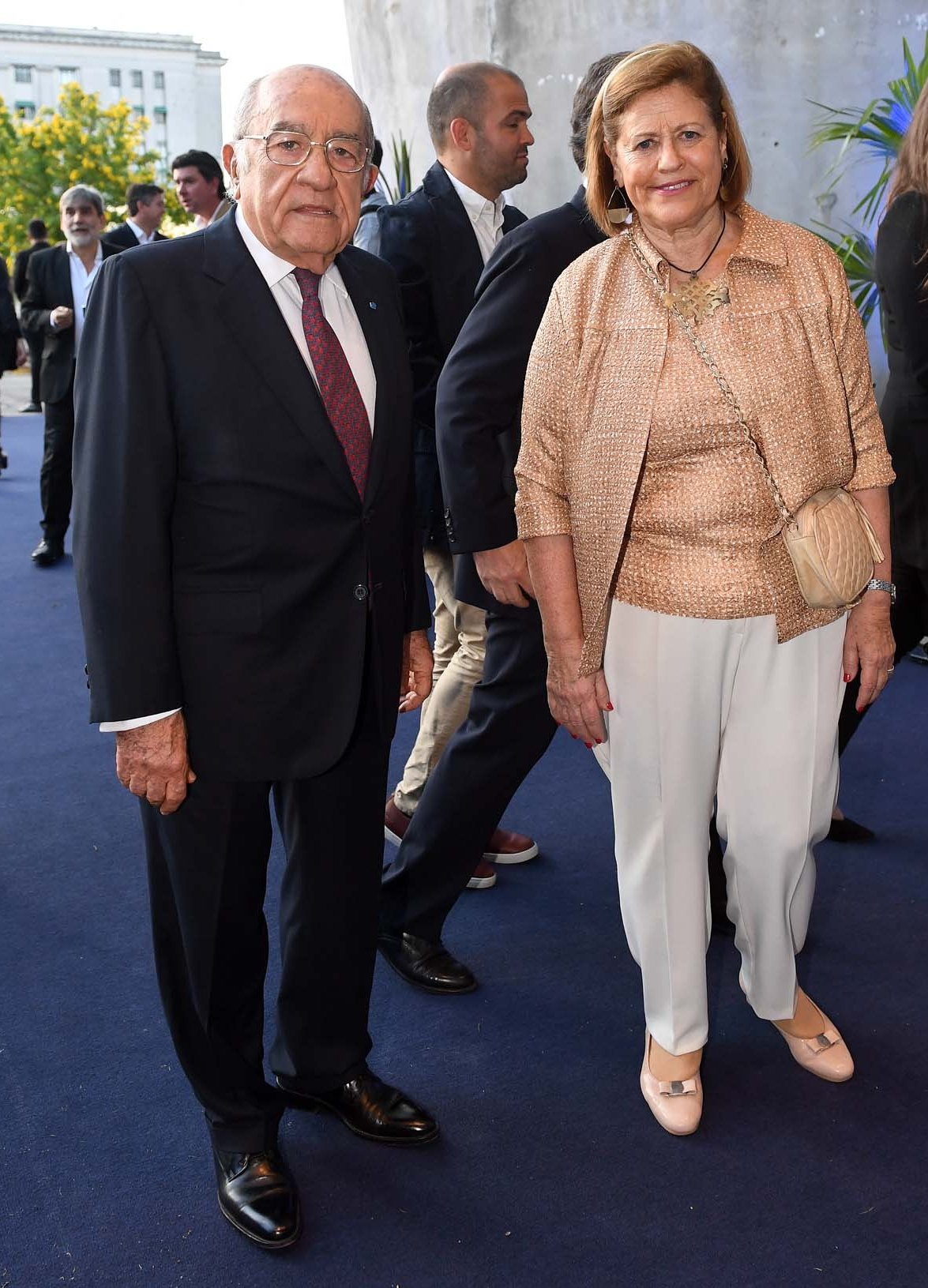 El ex gobernador de Corrientes, José Romero Feris