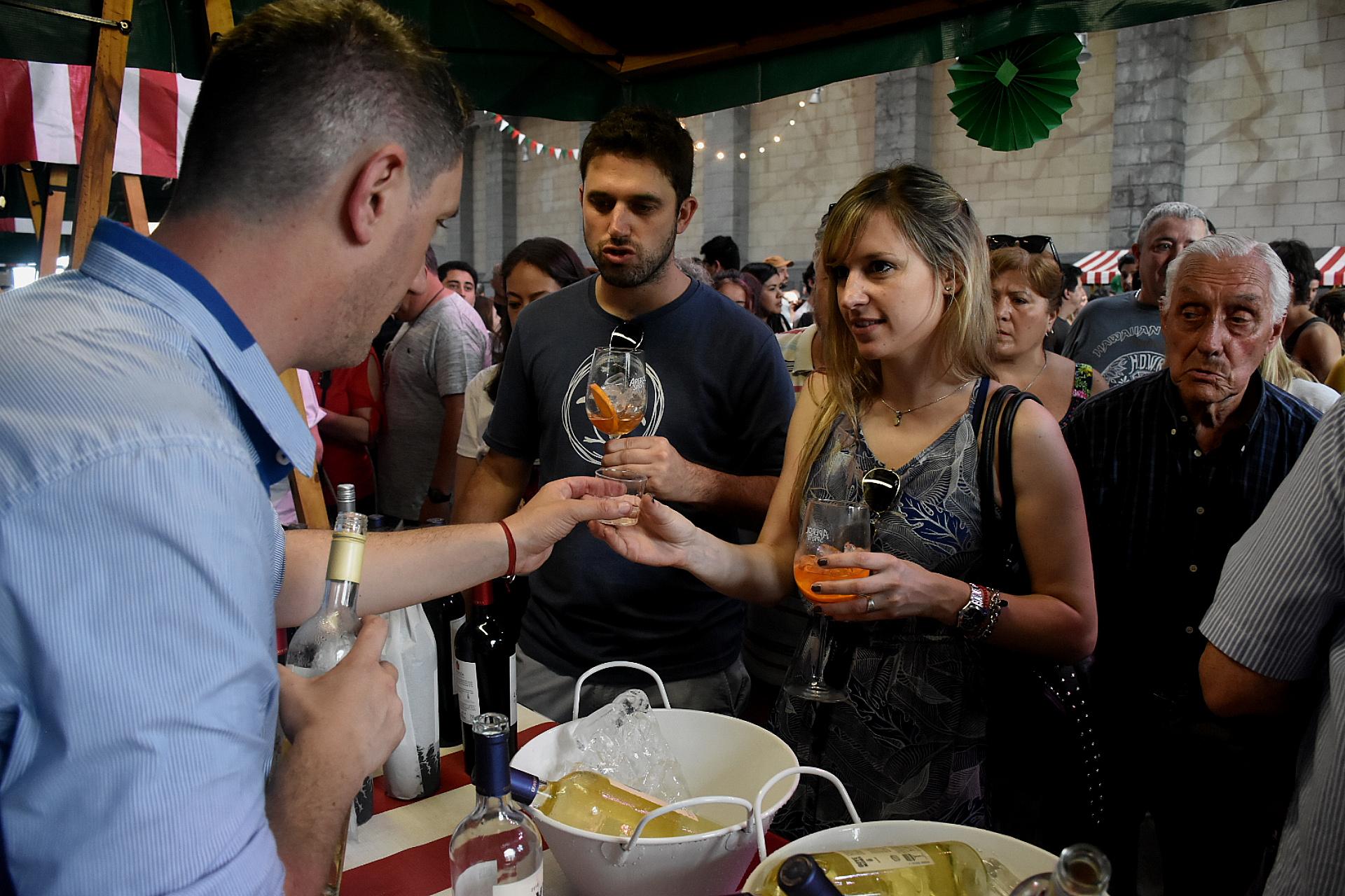 Aperitivos italianos, un clásico presente durante el Día de la Cocina Italiana en Buenos Aires