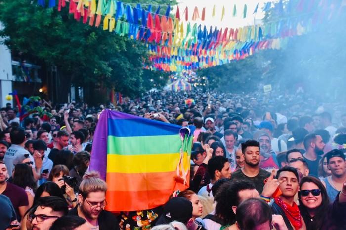 Del 30 de noviembre al 7 de diciembre la Ciudad se vistió con los colores del arcoíris en una nueva edición de la semana #OrgulloBA