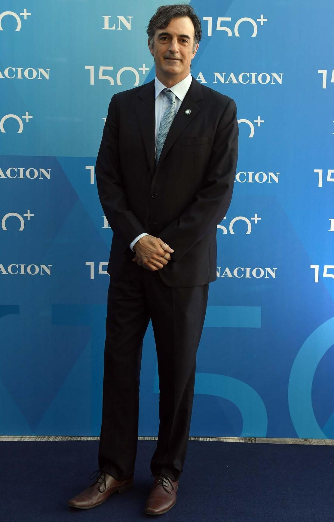 El senador Esteban Bullrich