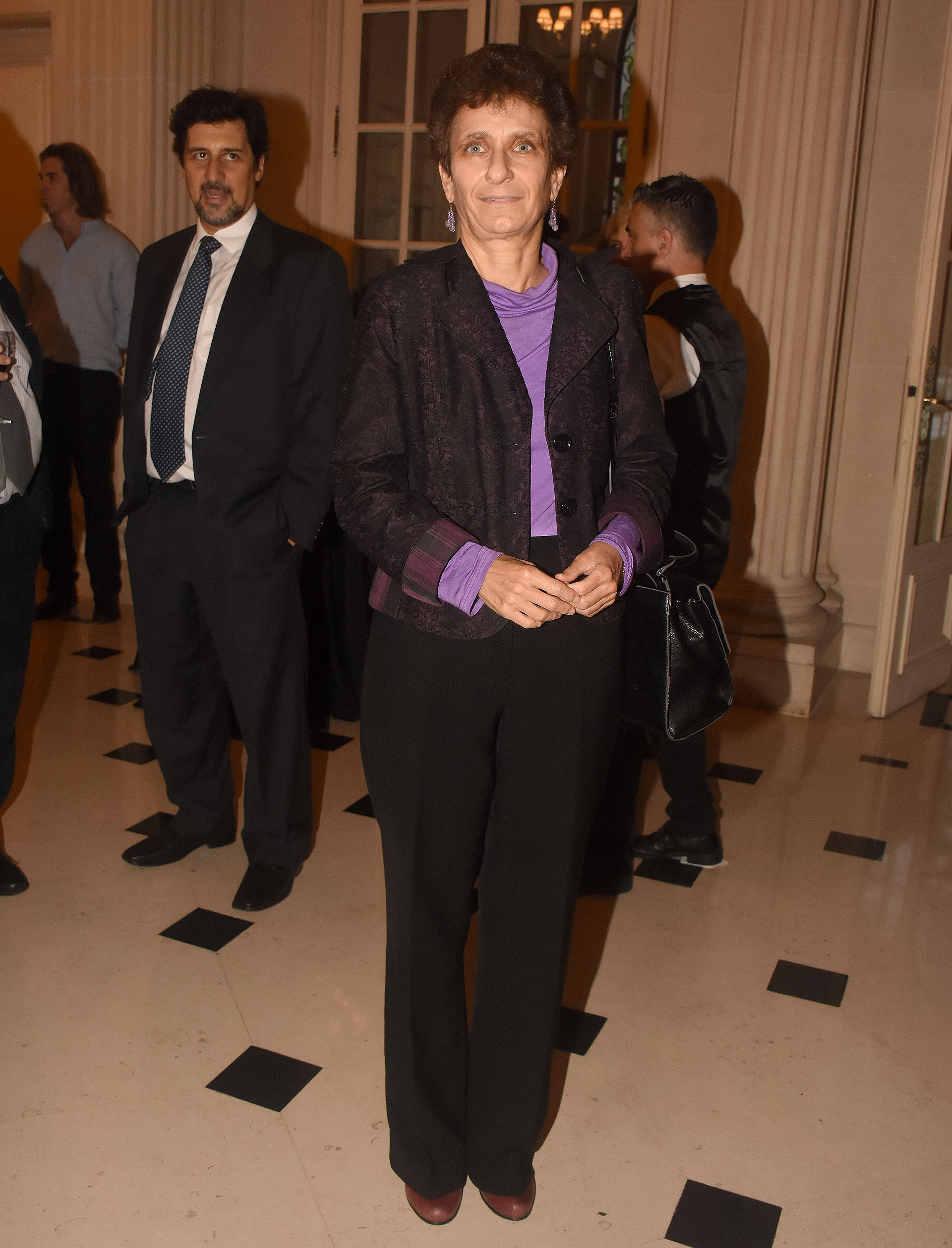 La embajadora de Israel en Argentina, Galit Ronen
