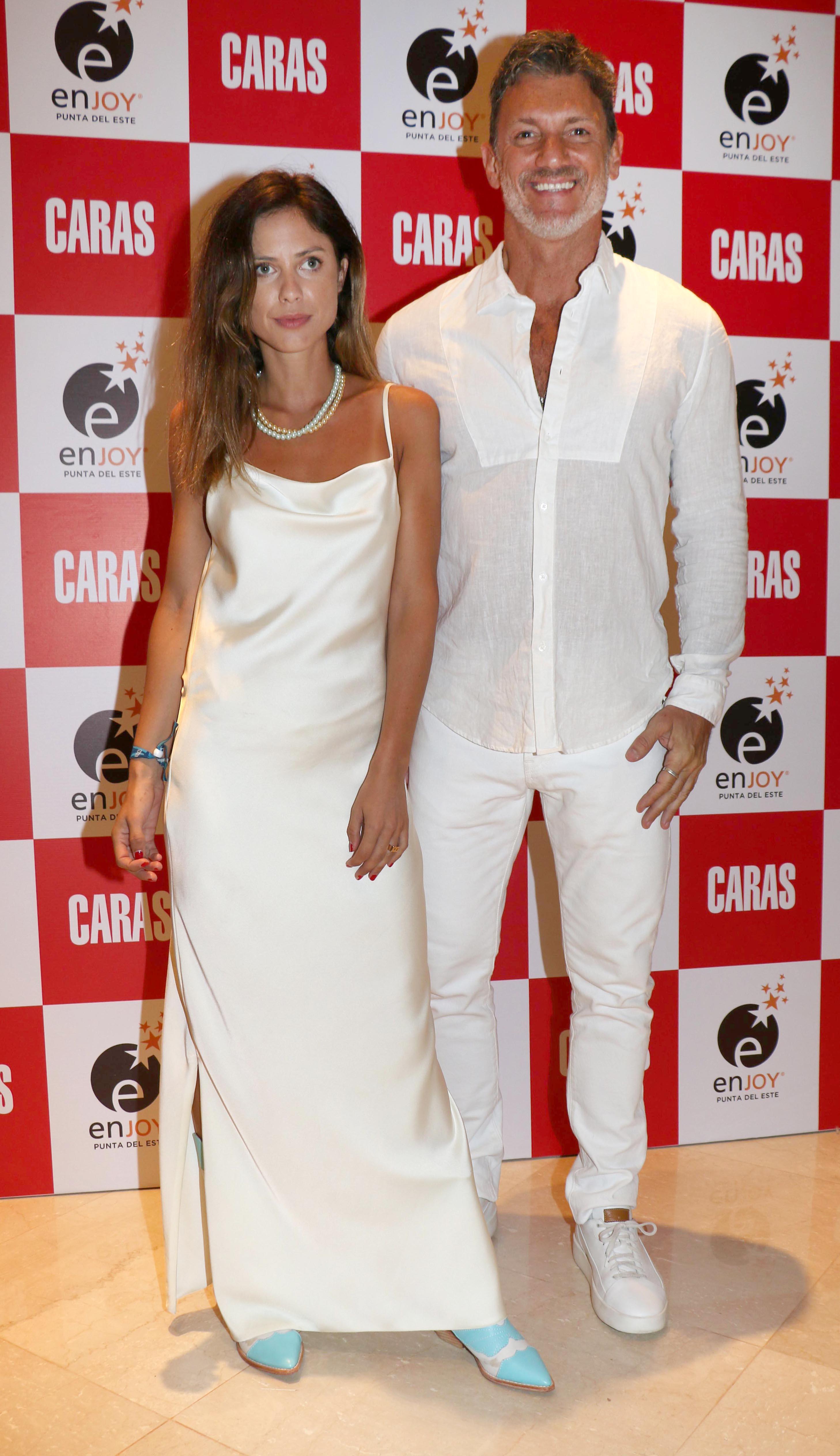 Cecilia Méndez y Leo Mateu
