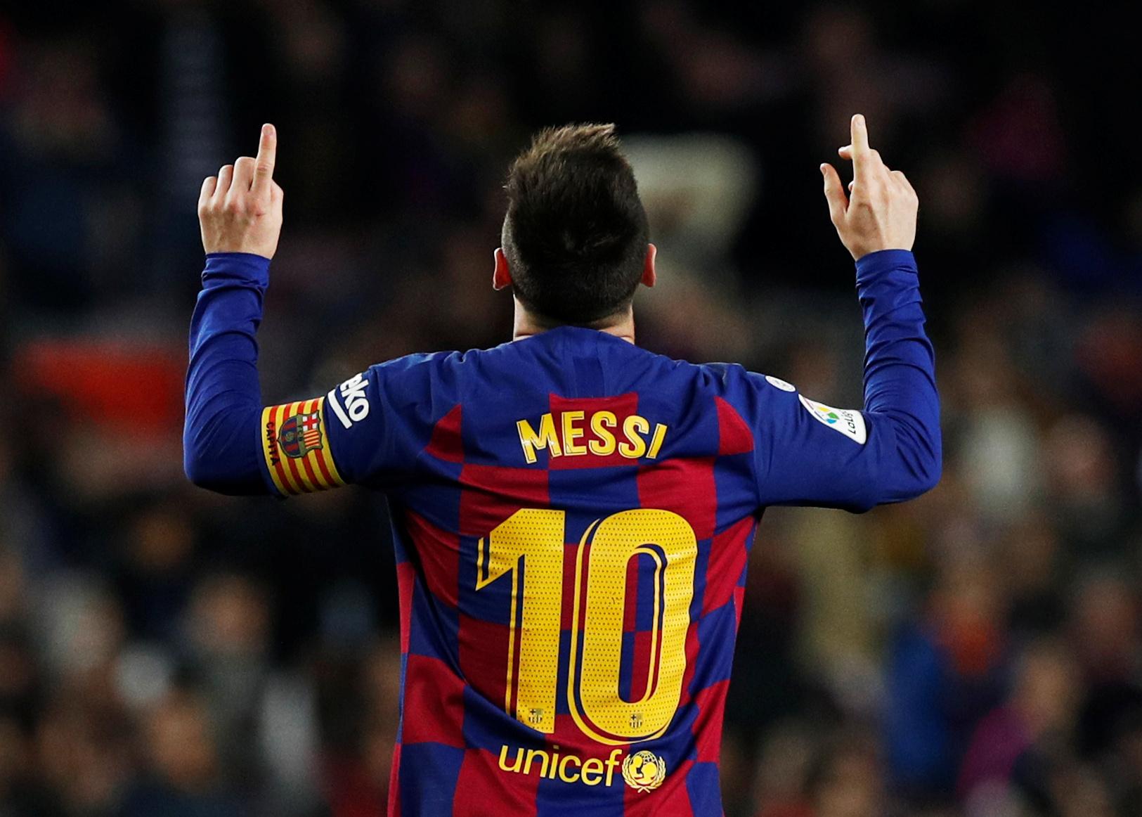 Lionel Messi, argentino de 32 años, Barcelona - USD 139,8