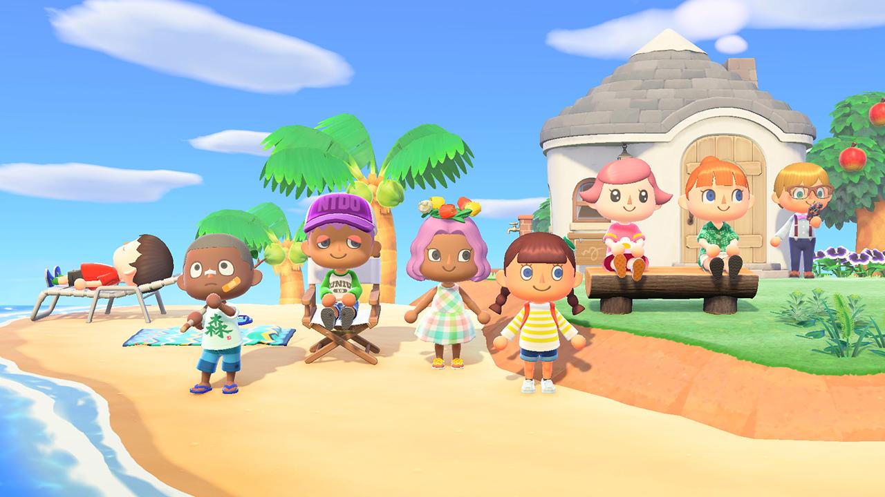 Animals Crossing: New Horizons es un juego donde podrás moldear tu entorno a tu gusto.
