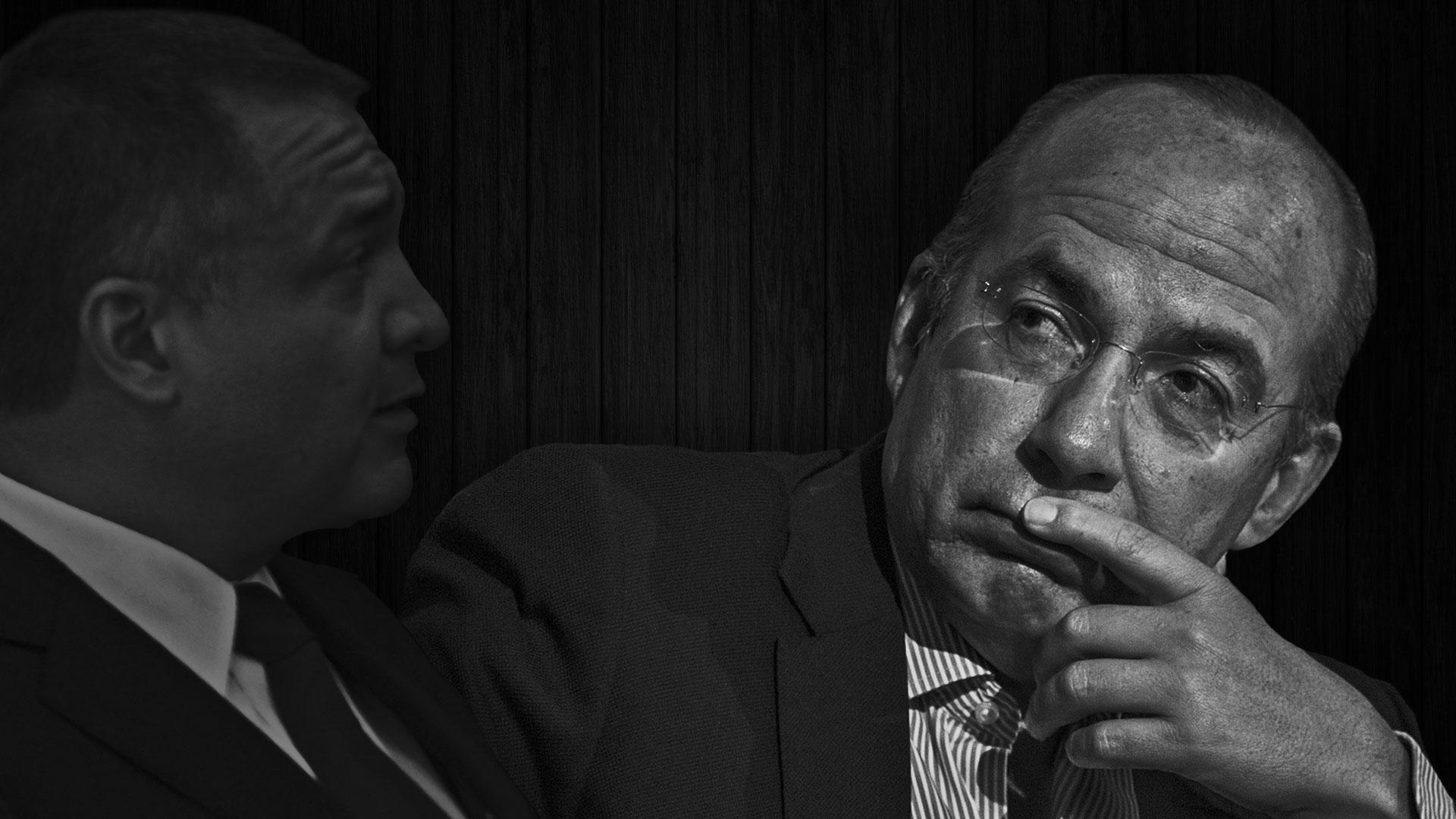 Felipe Calderón Rechazó Conocer Los Vínculos De García Luna