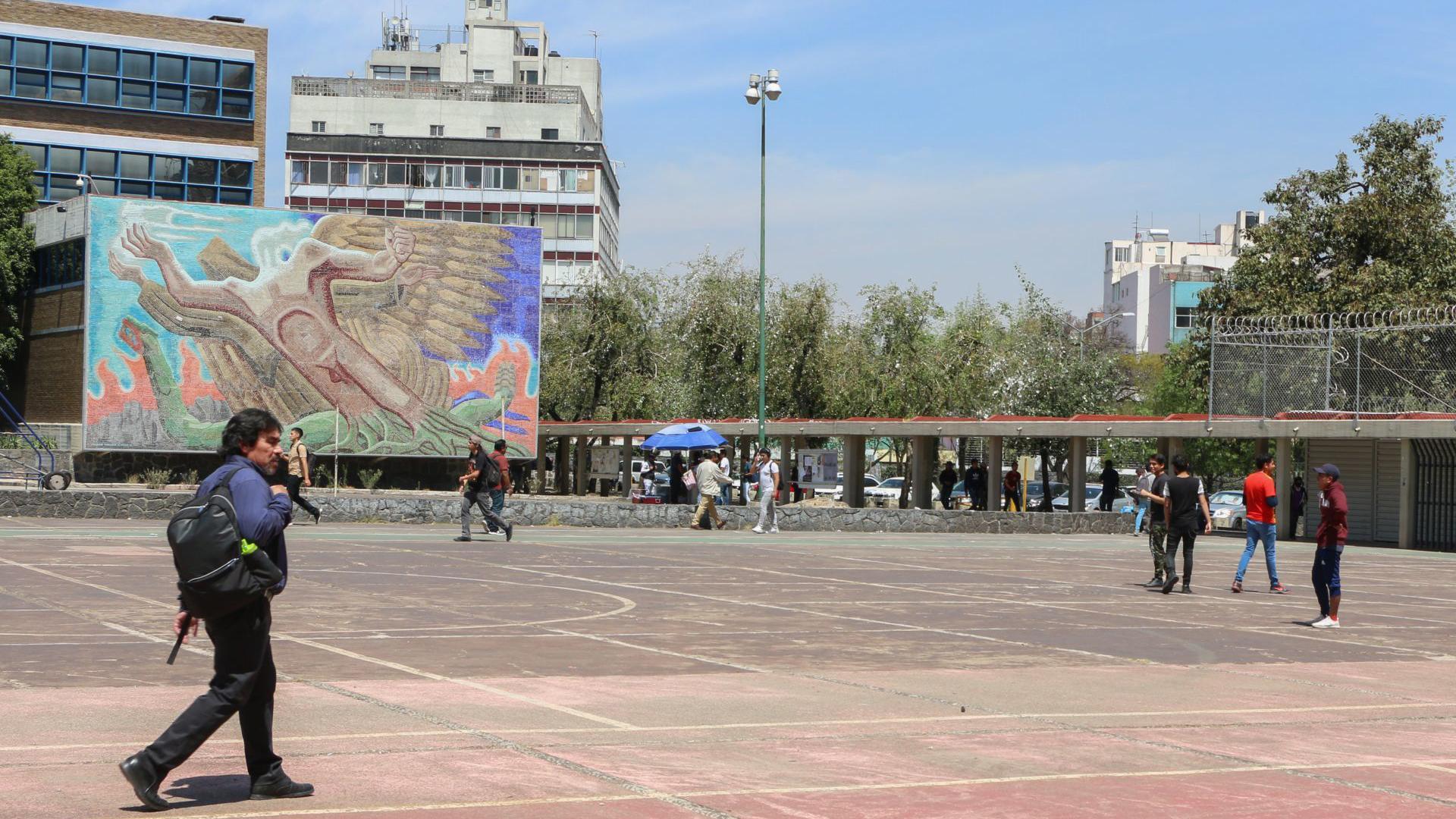 La UNAM se sumó al paro nacional l