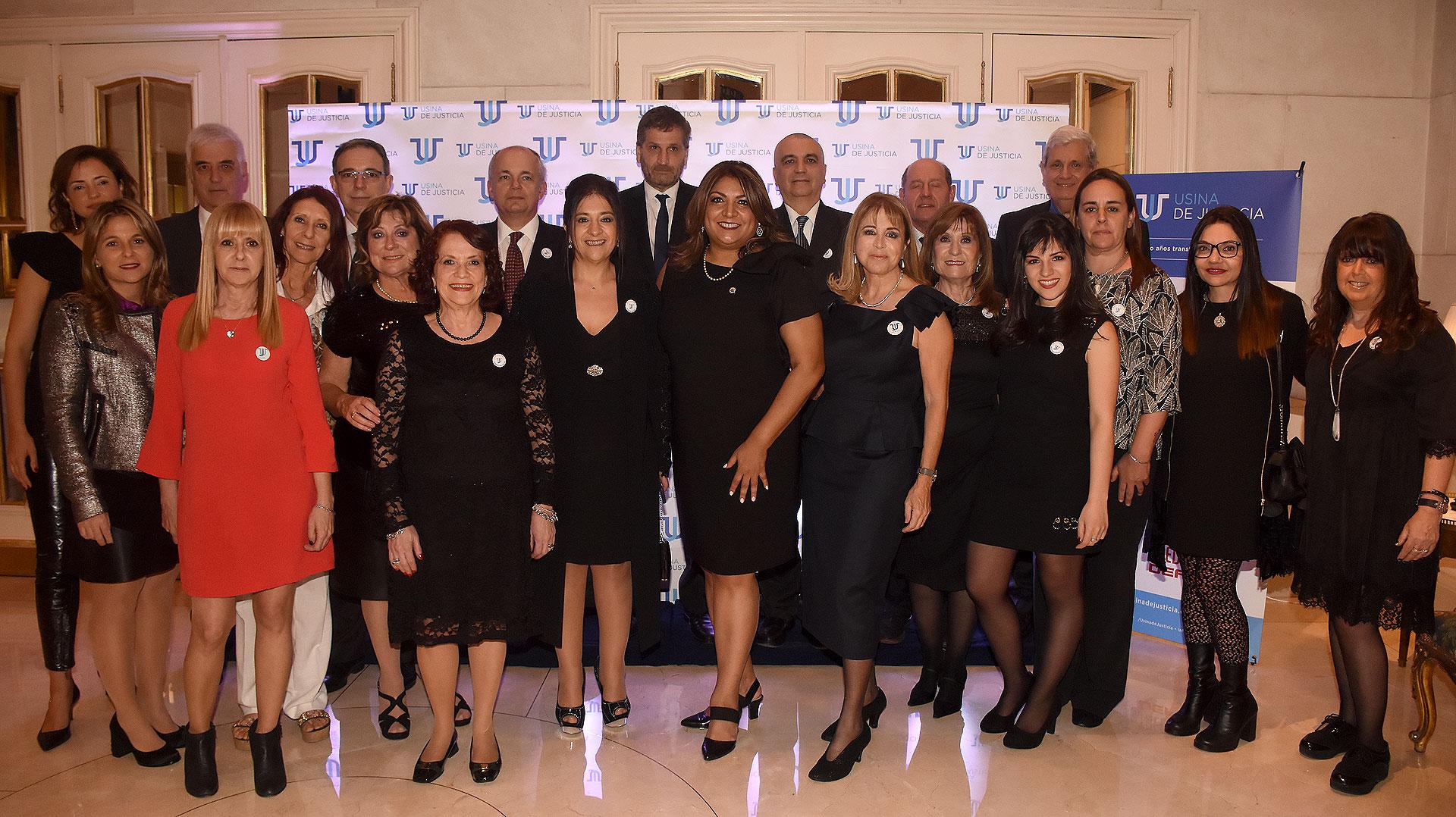 El equipo de Usina de Justicia se creó hace cinco años ya llevó contención a más de tres mil víctimas. Tiene como objetivo promover políticas públicas que fortalezcan la justicia y la seguridad en la Argentina