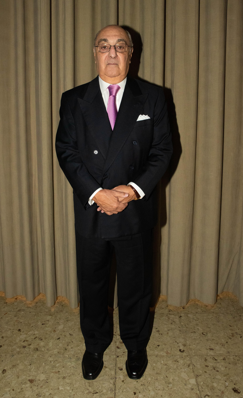 Jorge Aufiero, presidente de Medicus y de la Academia Nacional de Ciencias de la Empresa