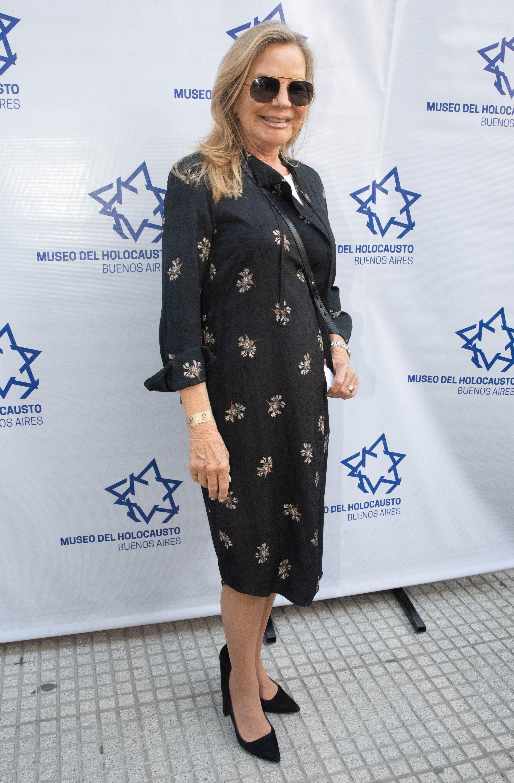 Carlota Durst de Meta, presidente del Bind Banco Industrial