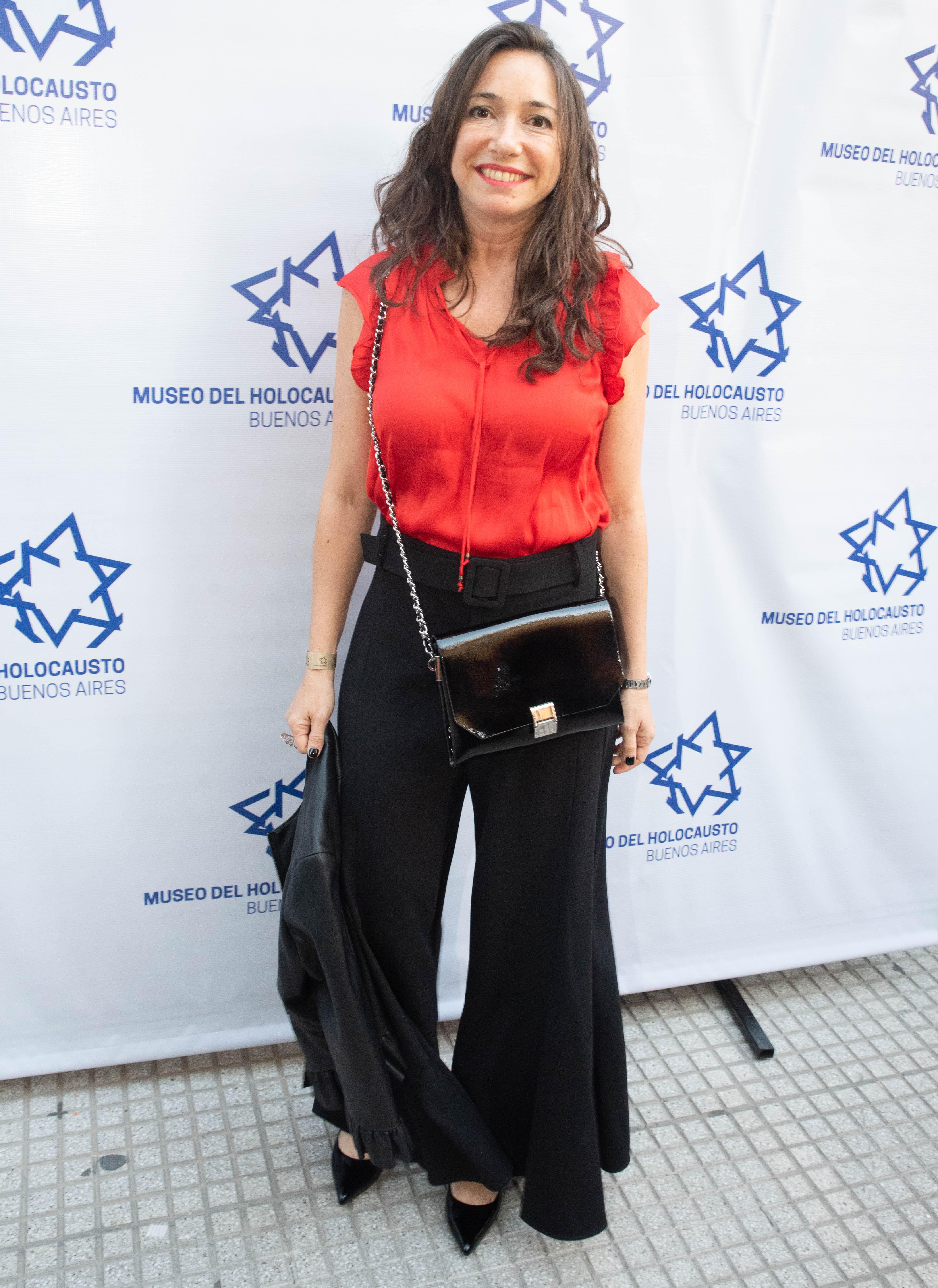 Pamela Malewicz, la titular de la Subsecretaría de Derechos Humanos y Pluralismo Cultural del Gobierno de la Ciudad