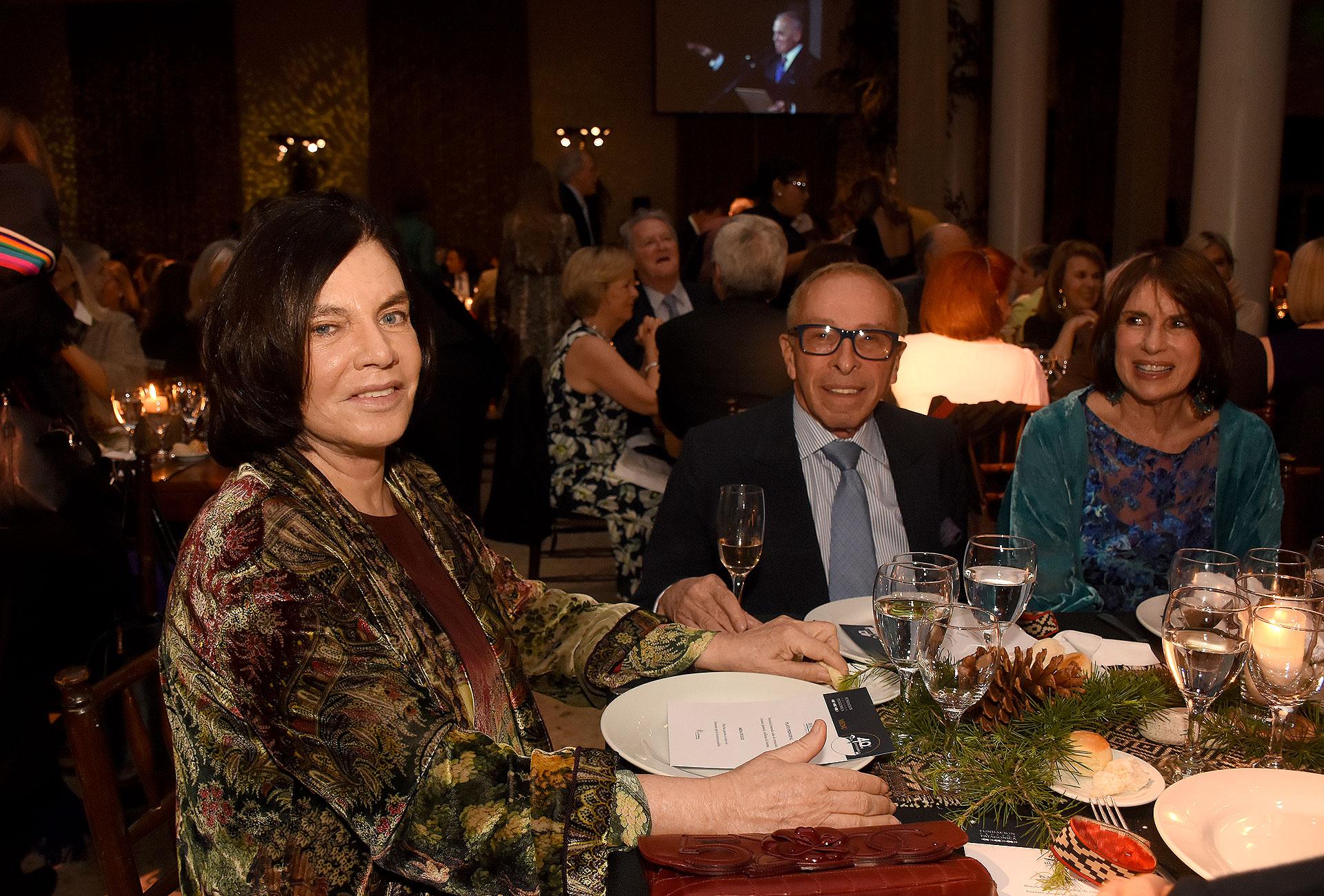 María Elisa Mitre, Pet Figueroa y Patricia Nazar