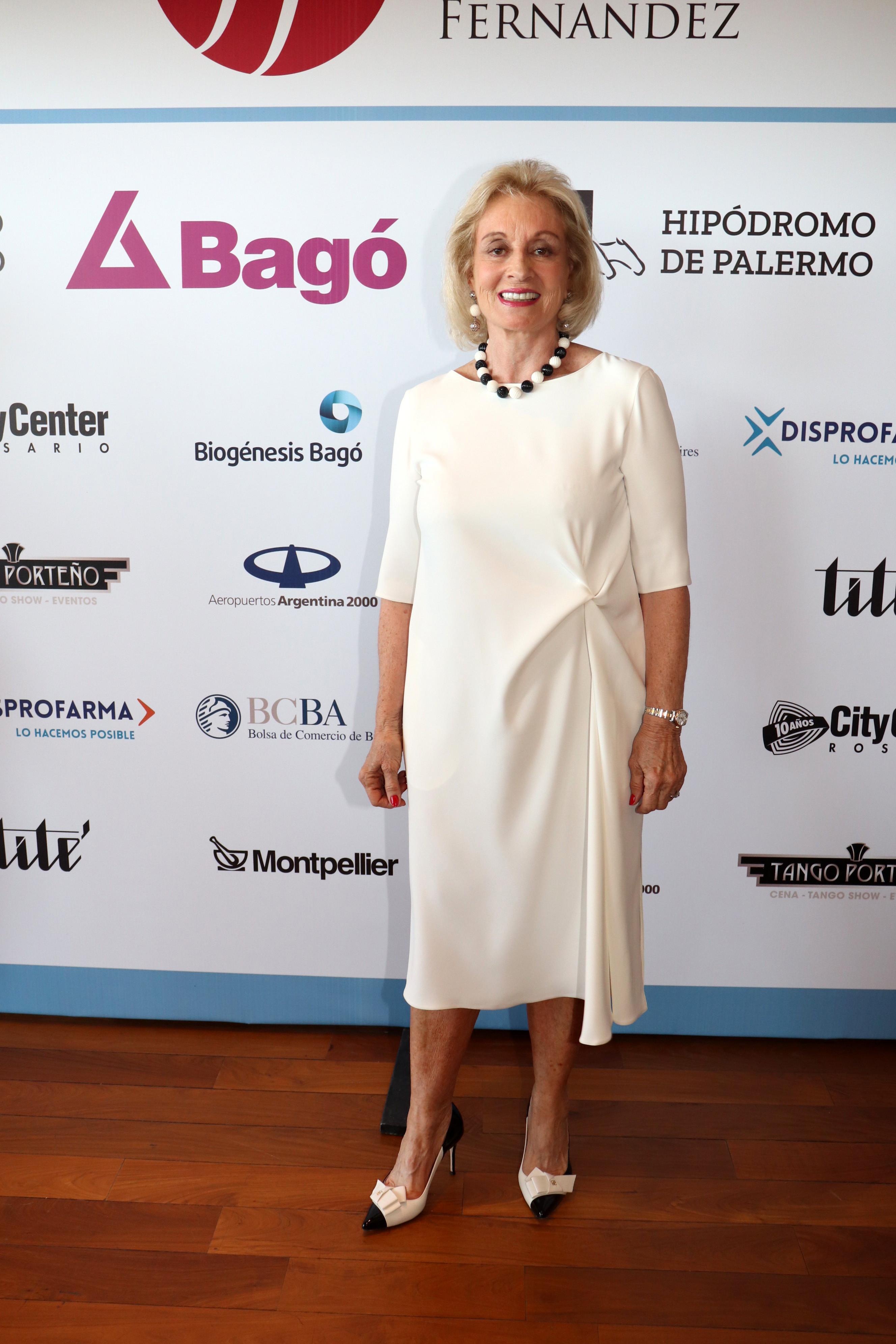 La presidente de la Fundación Fernández, Miriam Bagó, sostuvo: