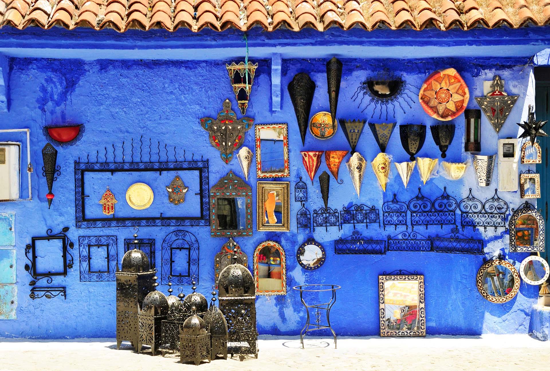 Essaouira, Marruecos es una ciudad portuaria que se está haciendo un nombre por la música, la arquitectura y el arte