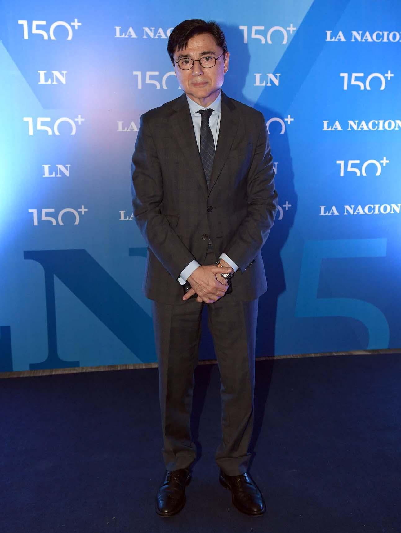 Jorge Fontevecchia, CEO de Editorial Perfil