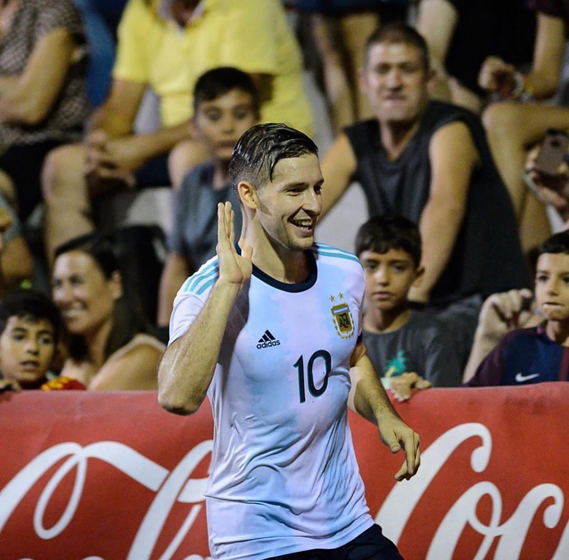 Matko Miljevic, el hijo de la crisis del 2001 por el que se pelean las selecciones de Argentina, Croacia y Estados Unidos - Infobae