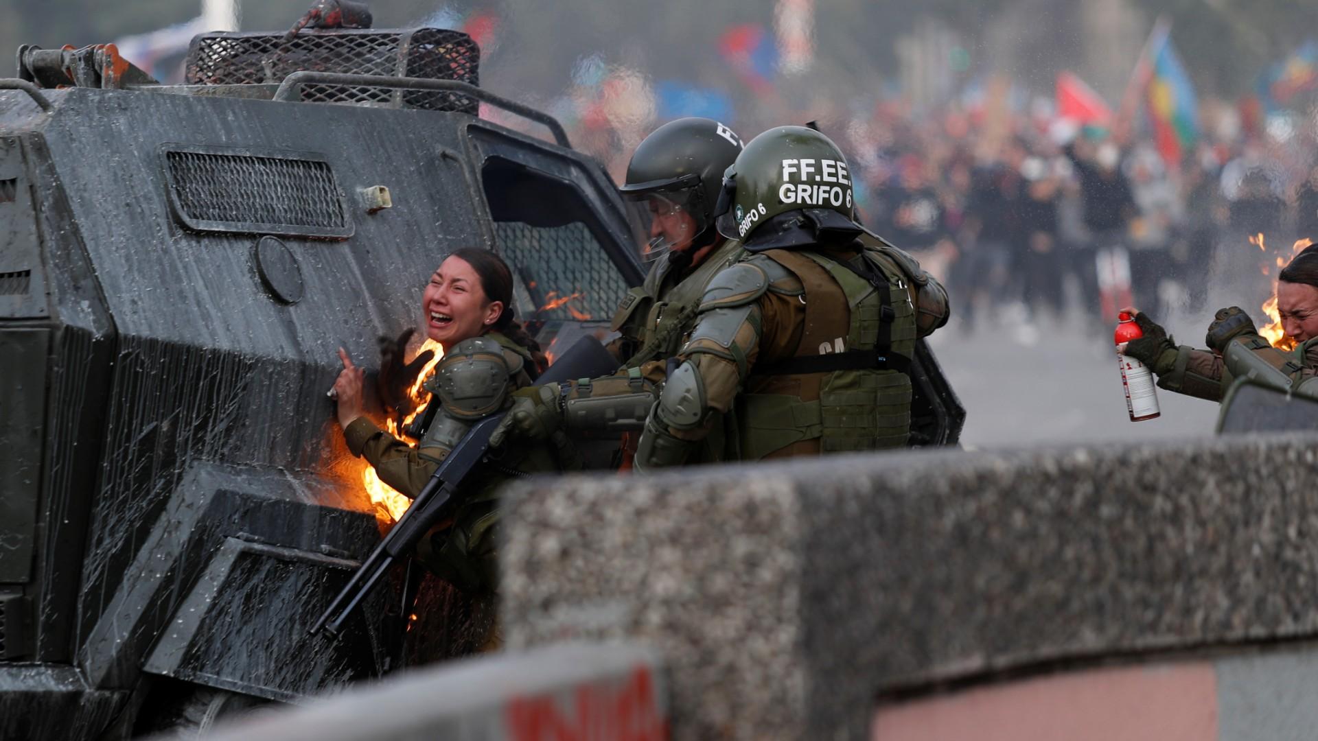 detenido hombre chileno-brasileño por actividad terrorista