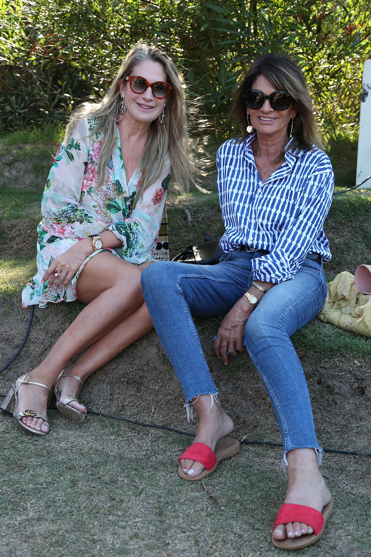 Ana Rusconi y Teresa Calandra