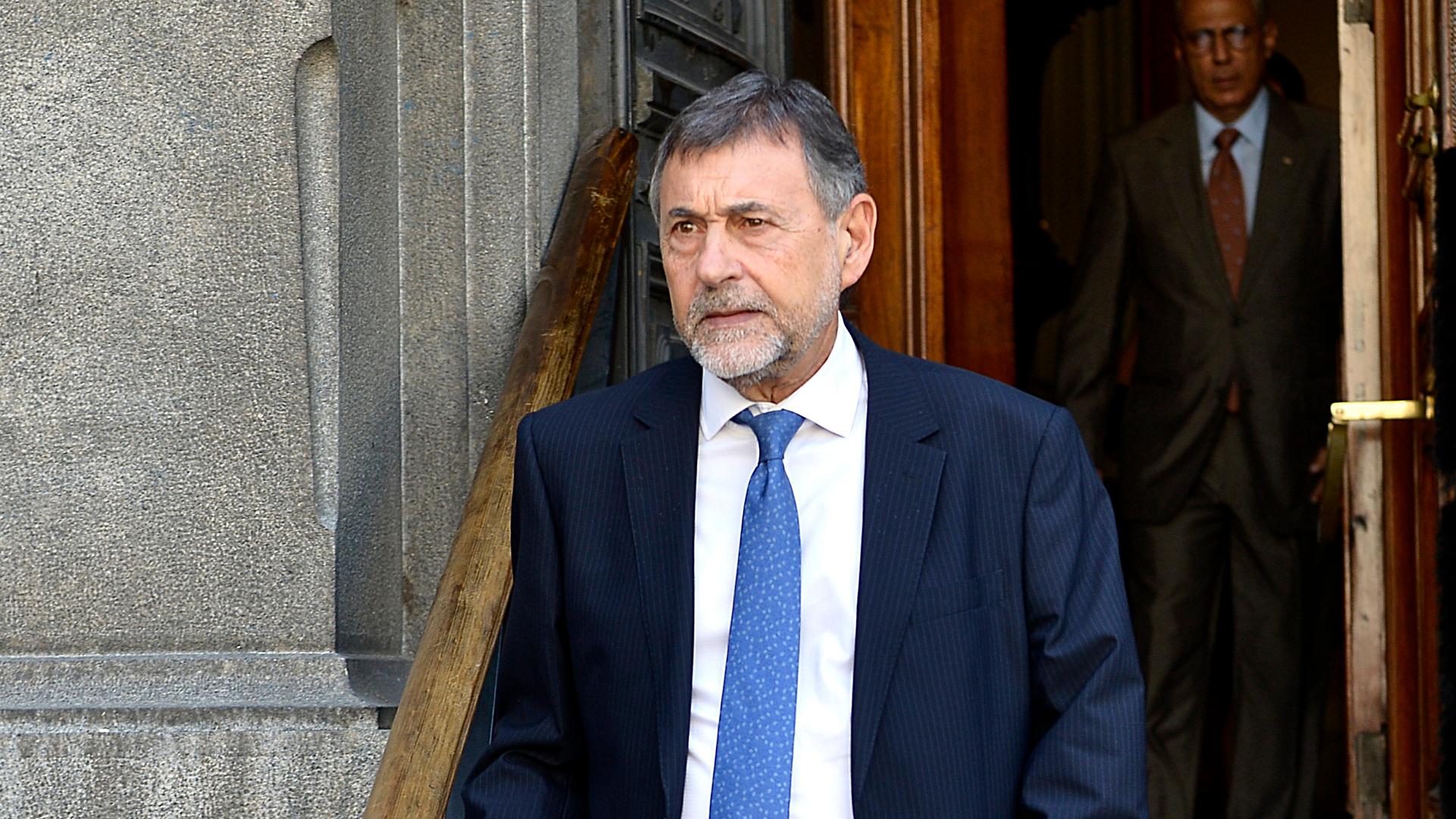 El senador cordobés Carlos Caserio