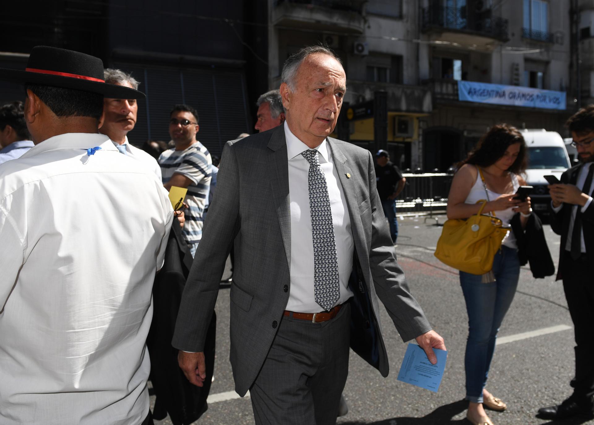 Miguel Acevedo, titula de la Unión Industrial Argentina